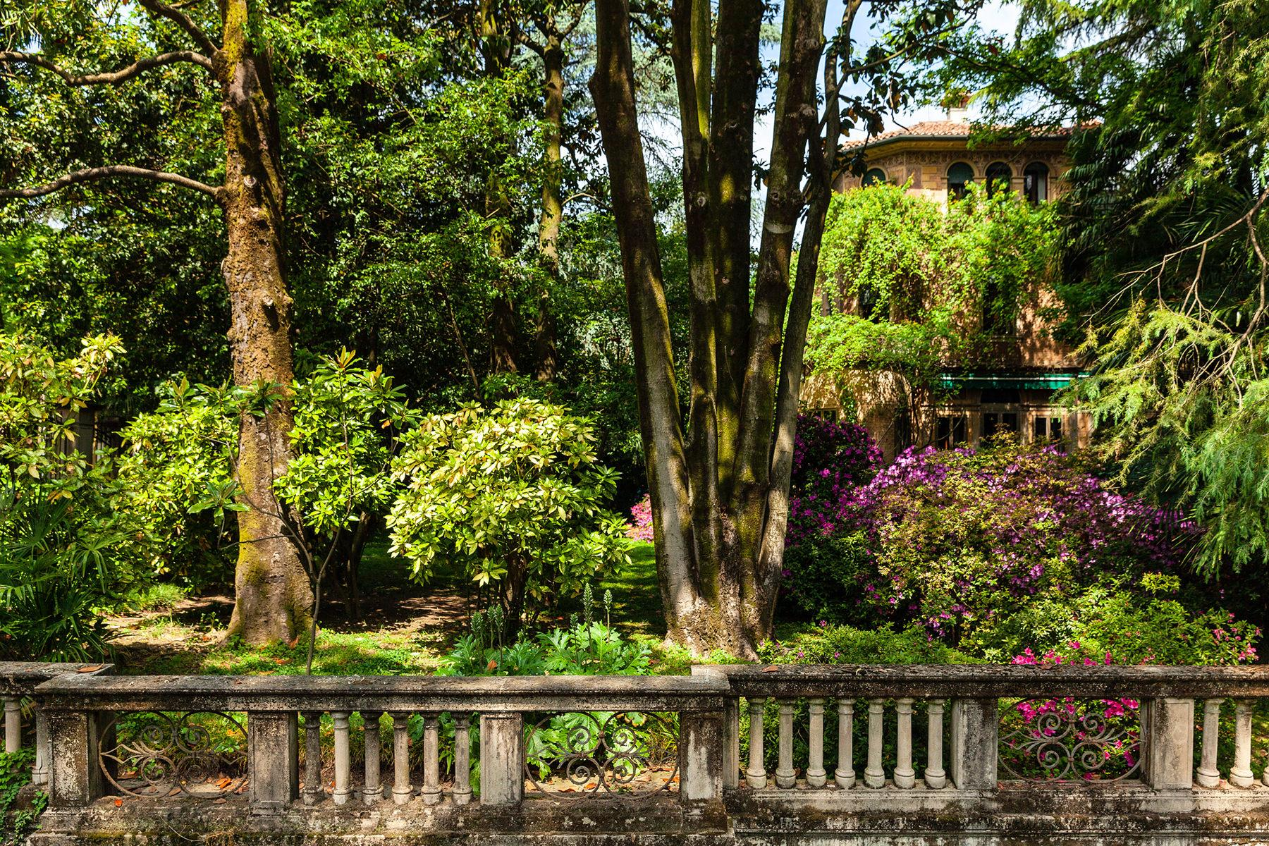 Wonderful Art Nouveau villa in the heart of Treviso - 4