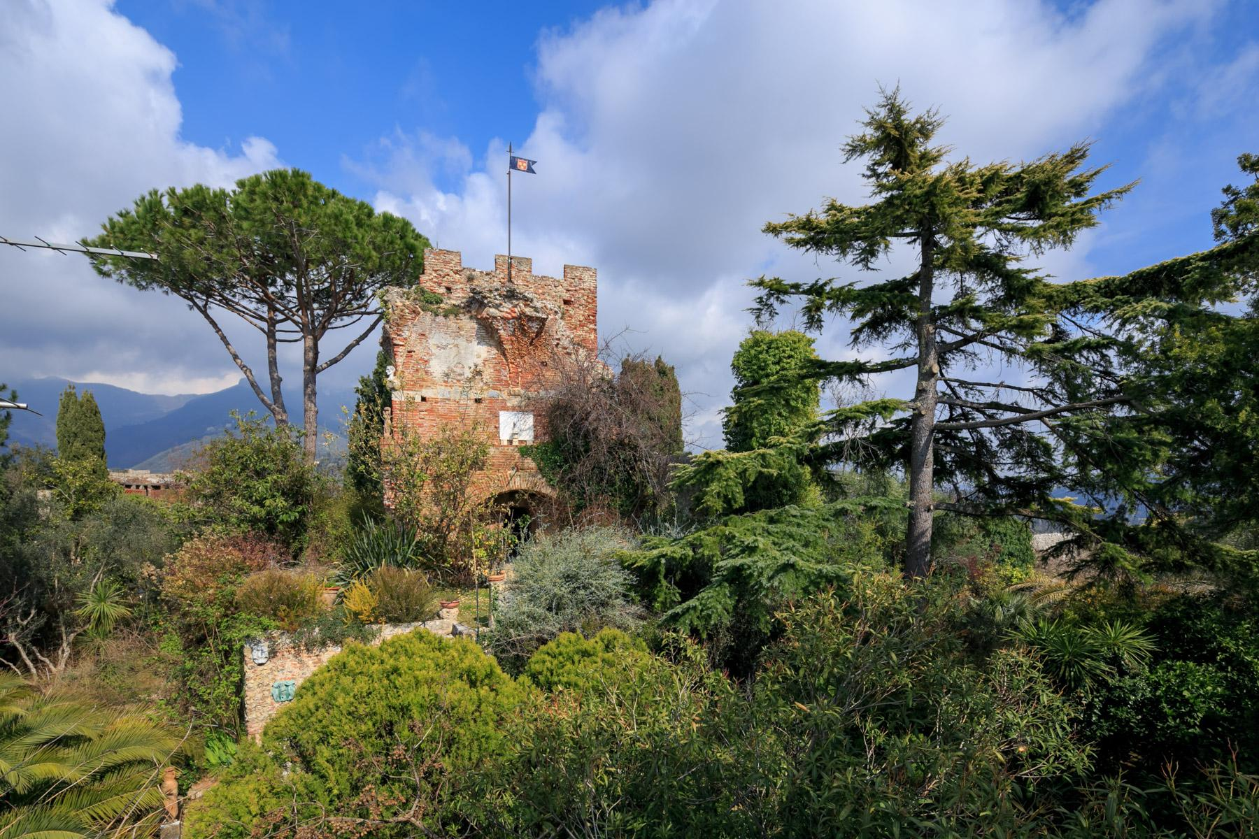 Wunderschönes Schloss auf den Versilia Hügeln - 26