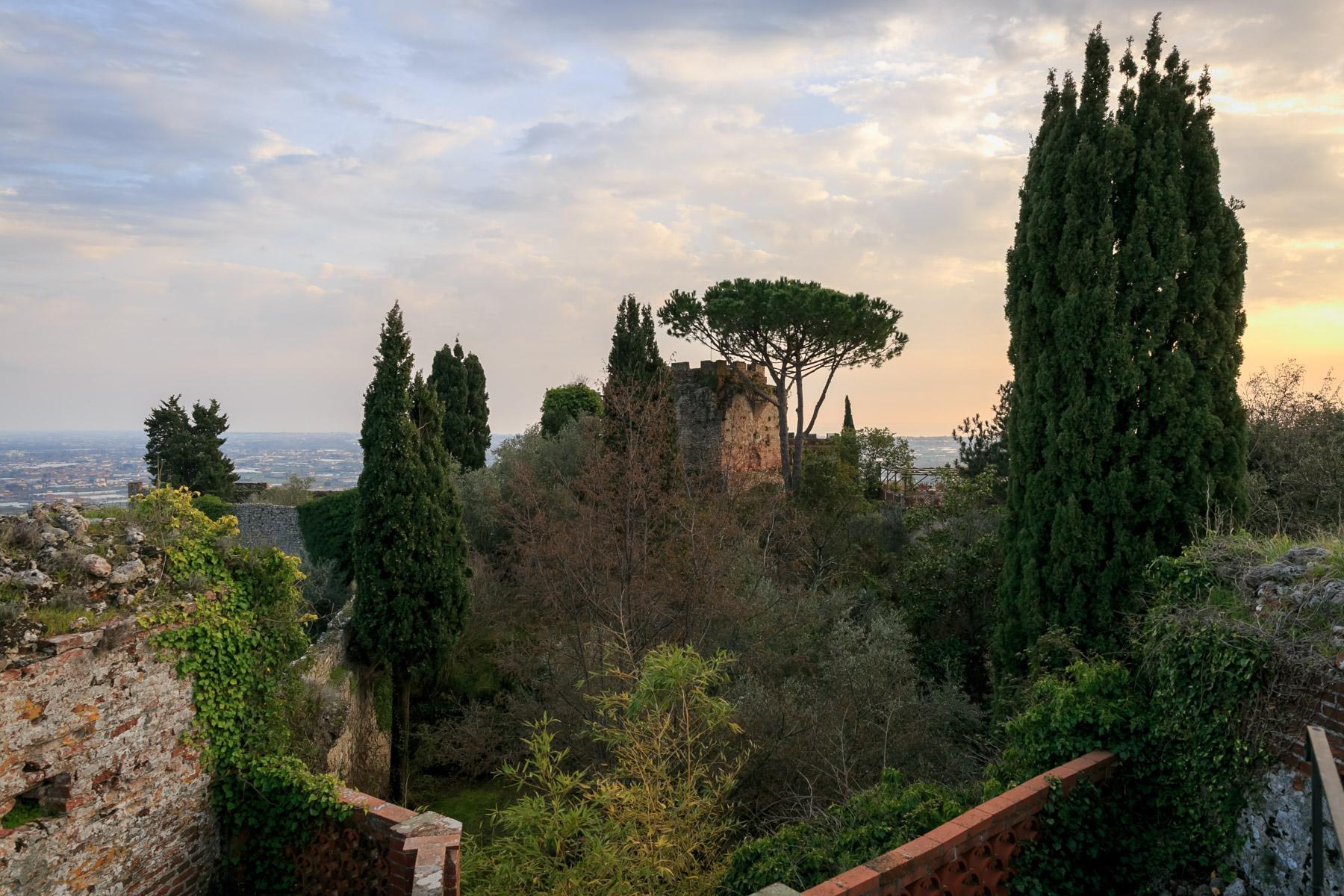 Wunderschönes Schloss auf den Versilia Hügeln - 30