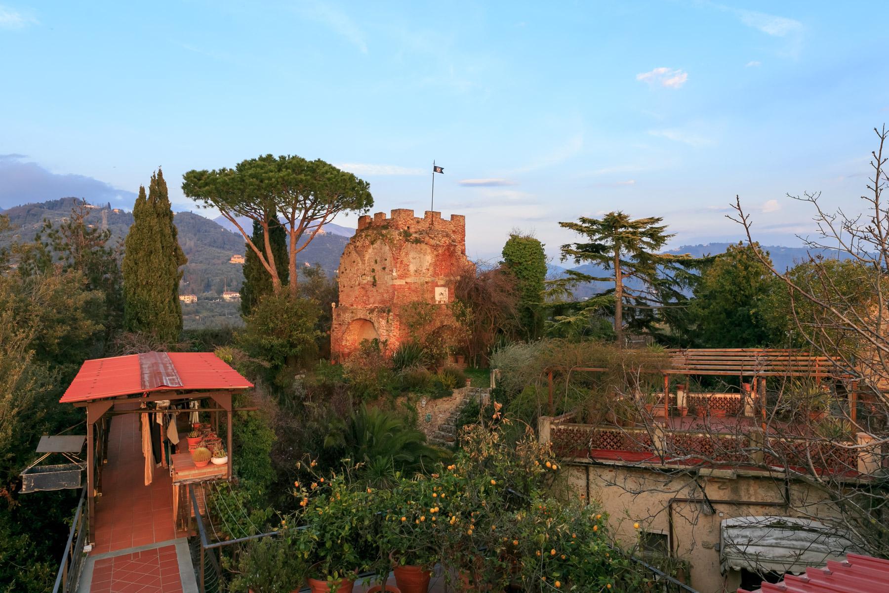 Wunderschönes Schloss auf den Versilia Hügeln - 31