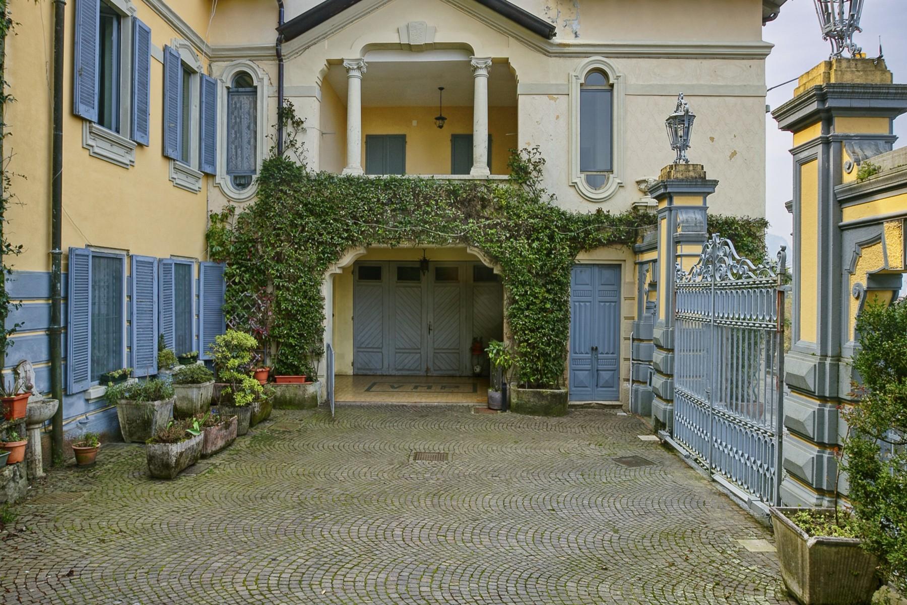 Rinomata villa con vista sul Lago Maggiore - 5