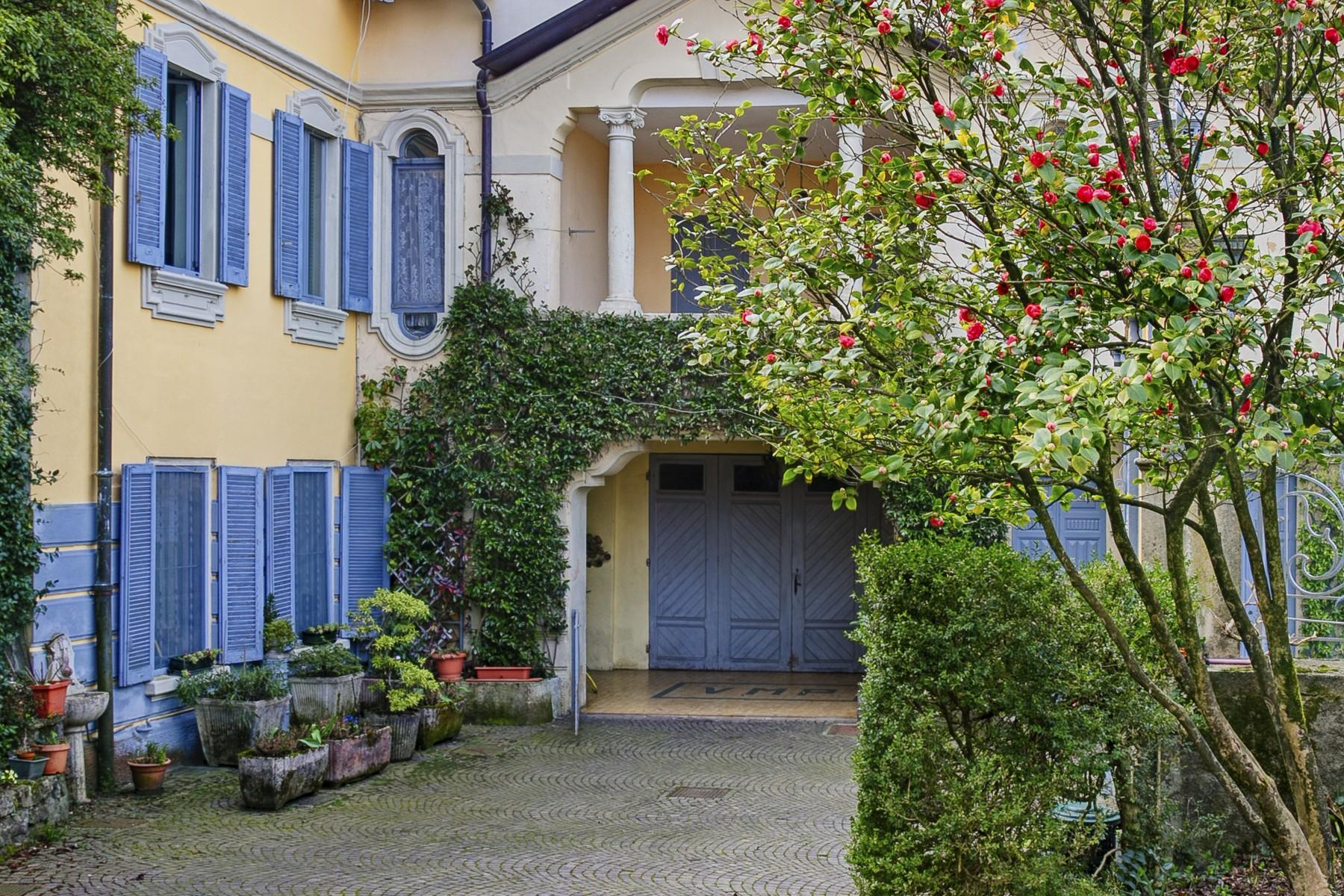 Rinomata villa con vista sul Lago Maggiore - 6