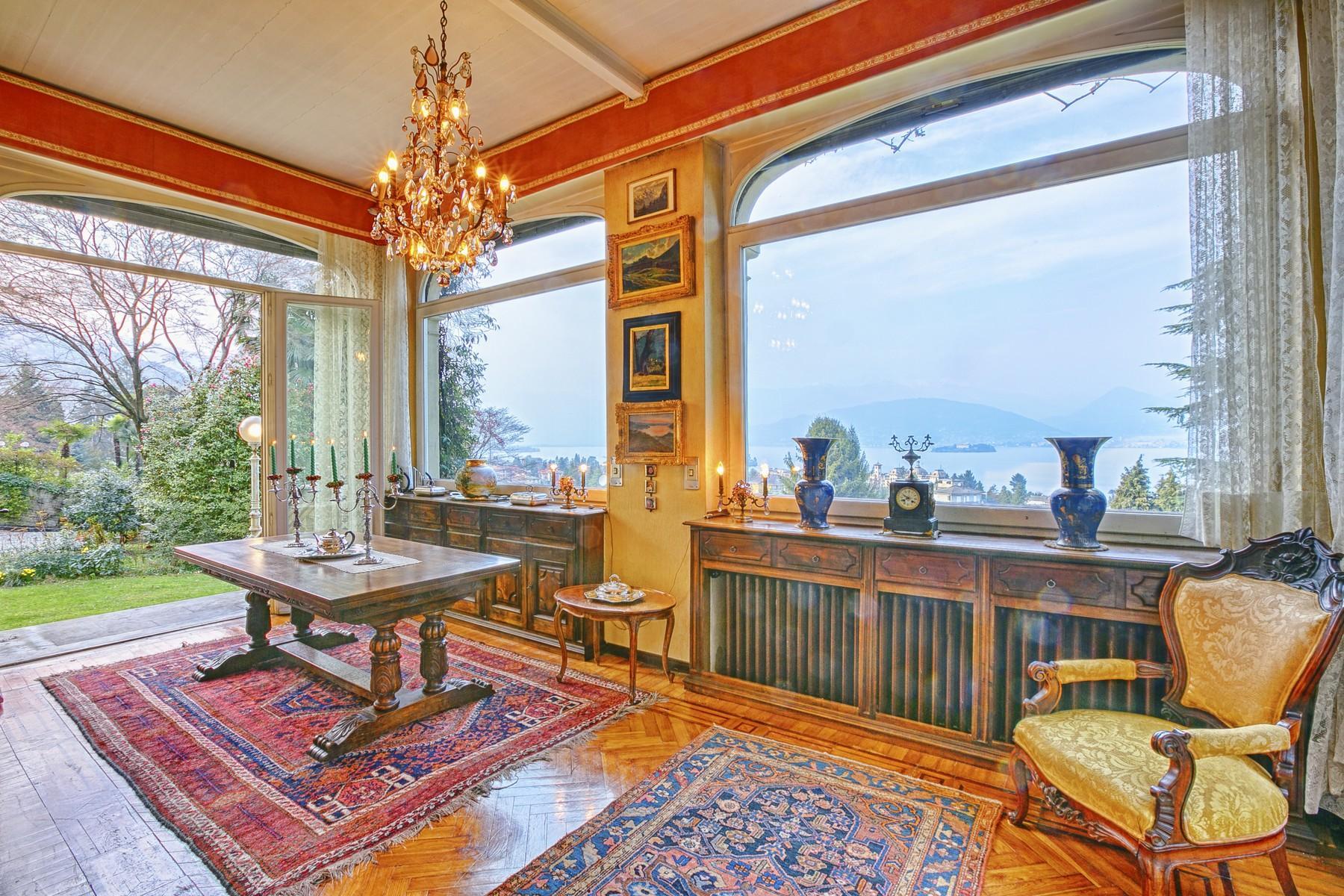 Rinomata villa con vista sul Lago Maggiore - 4