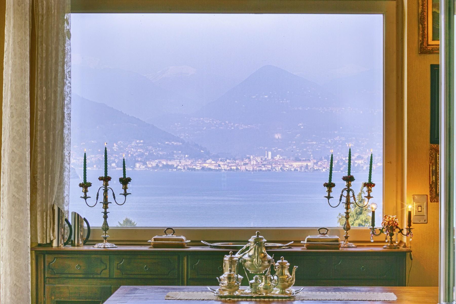 Rinomata villa con vista sul Lago Maggiore - 3