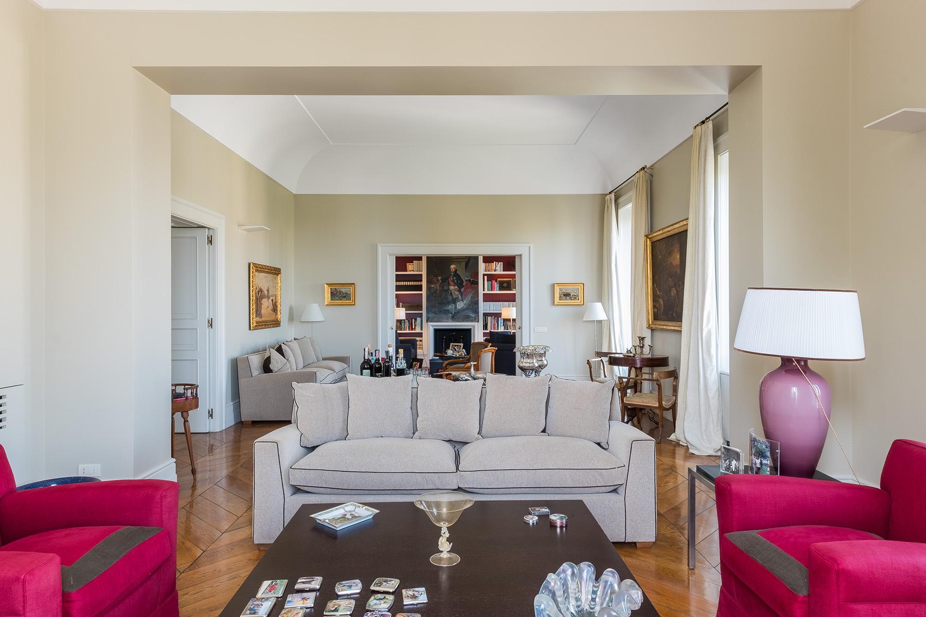 Wunderschöne Penthouse mit Blick - 10