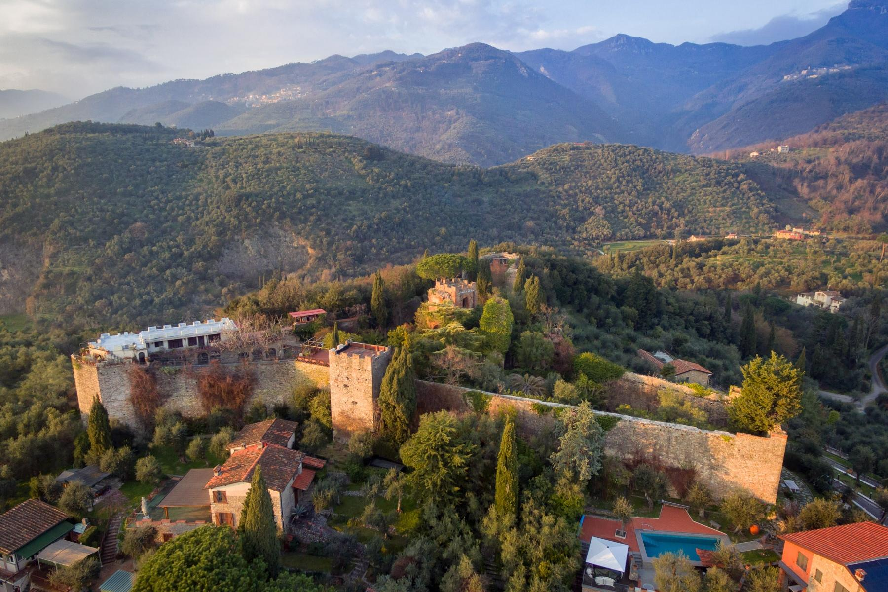 Wonderful castle on the hills of Versilia - 1
