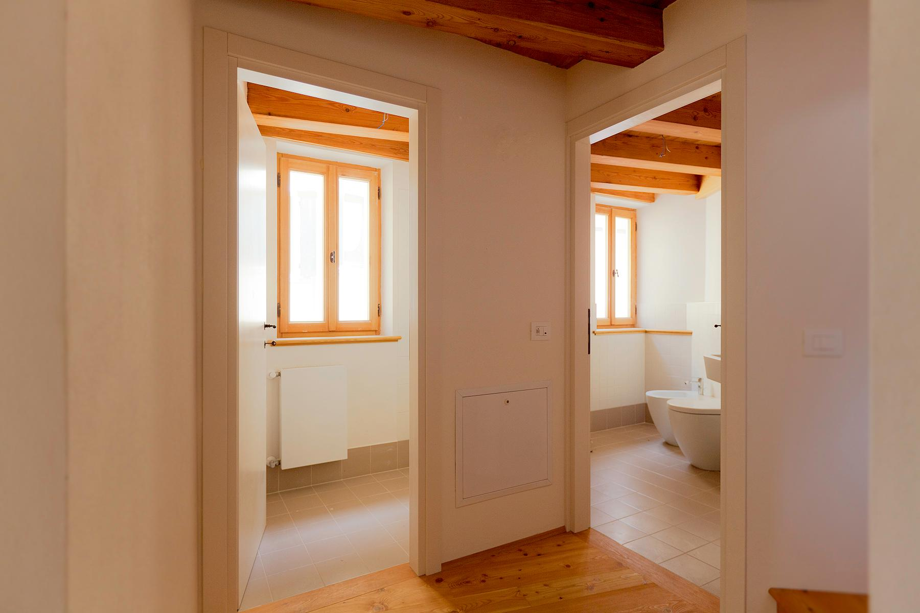 Maisonette in a charming historic building in the heart of the ancient Belluno. - 16