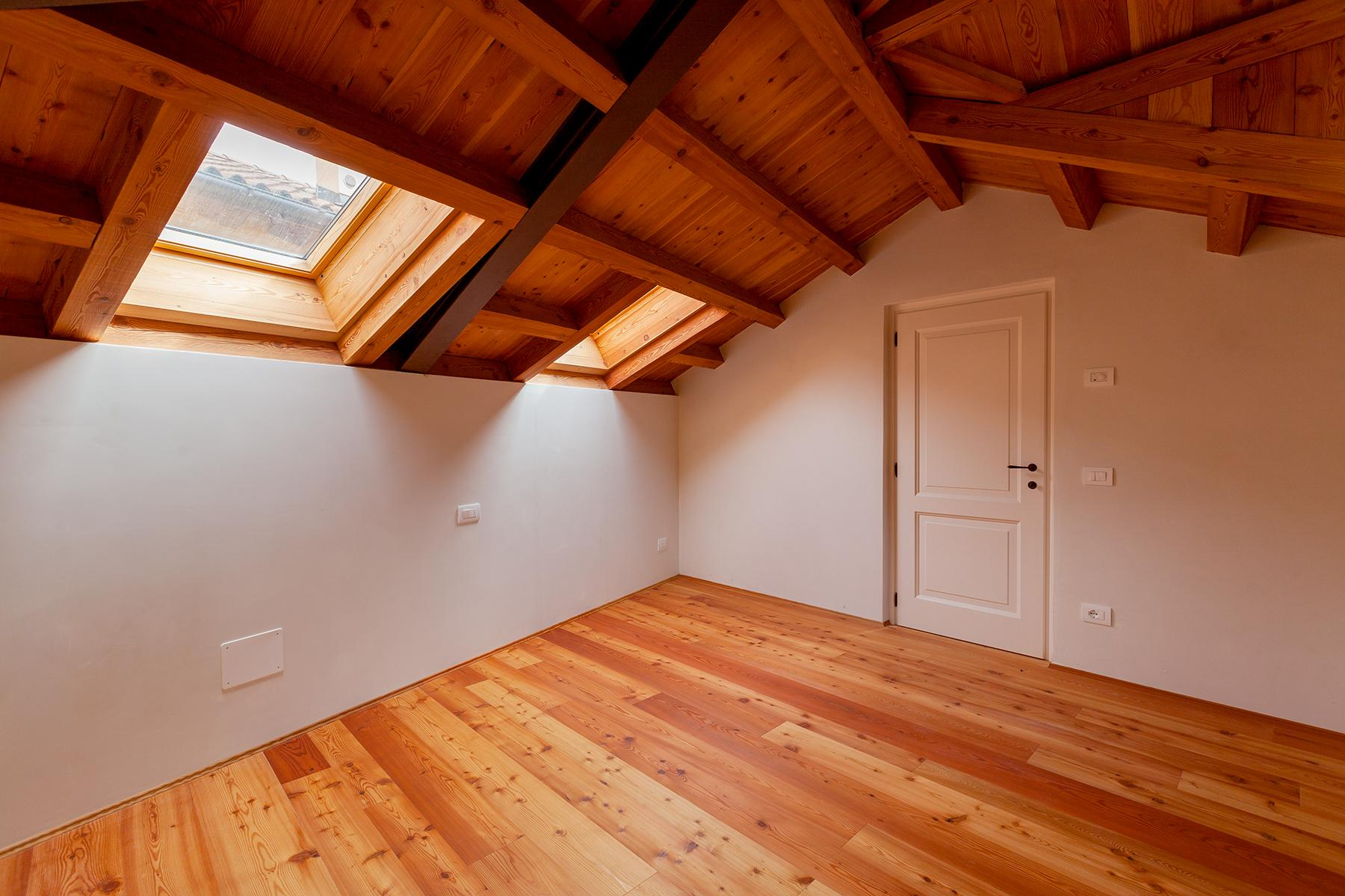 Maisonette in a charming historic building in the heart of the ancient Belluno. - 10
