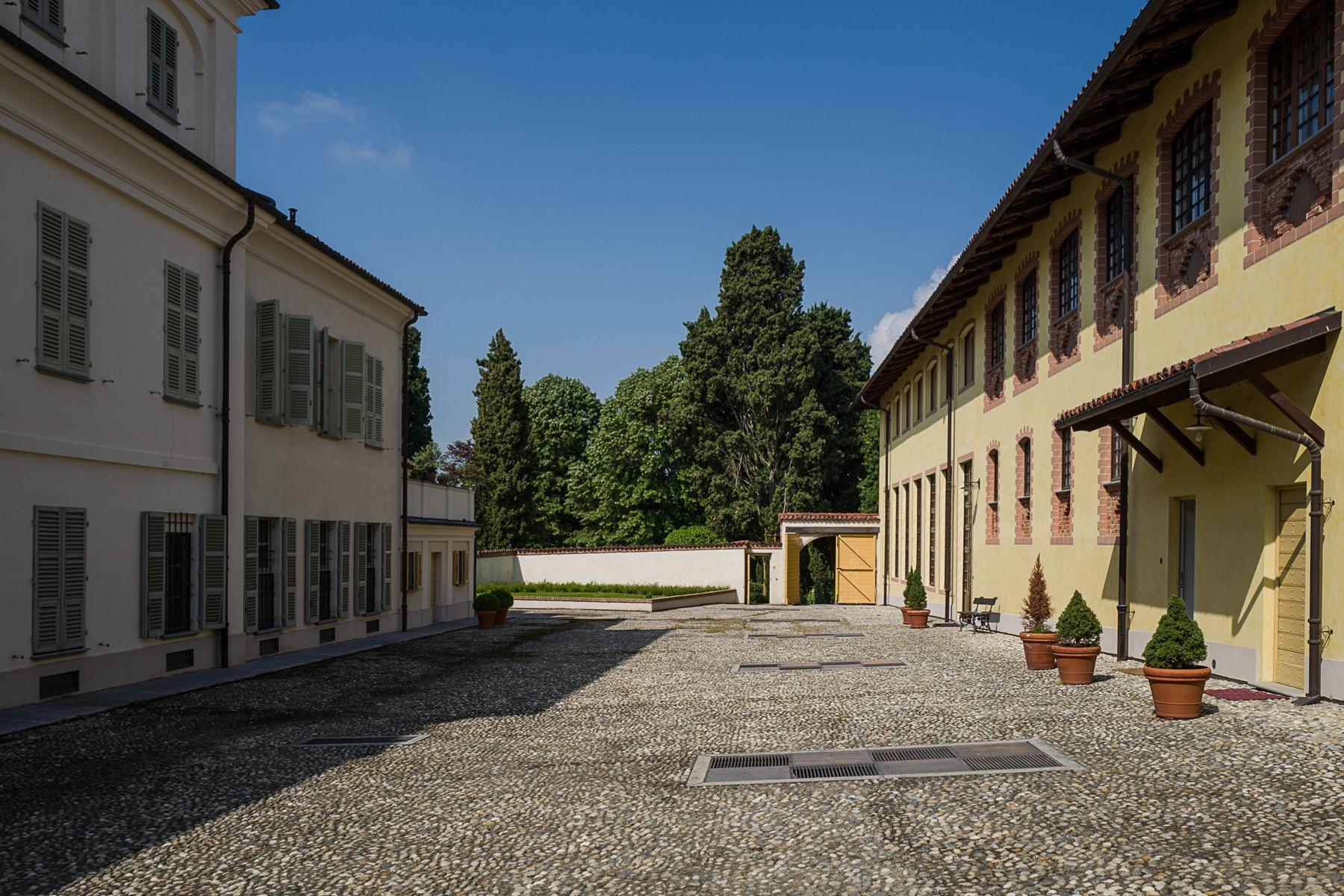位于d'epoca a Chieri小镇历史悠久别墅内的奢华公寓 - 2