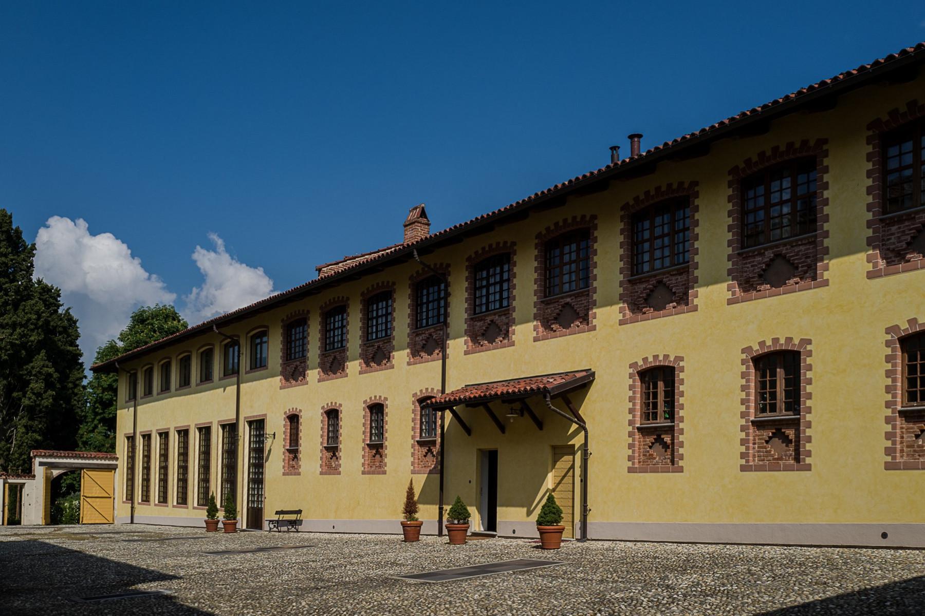 位于d'epoca a Chieri小镇历史悠久别墅内的奢华公寓 - 1