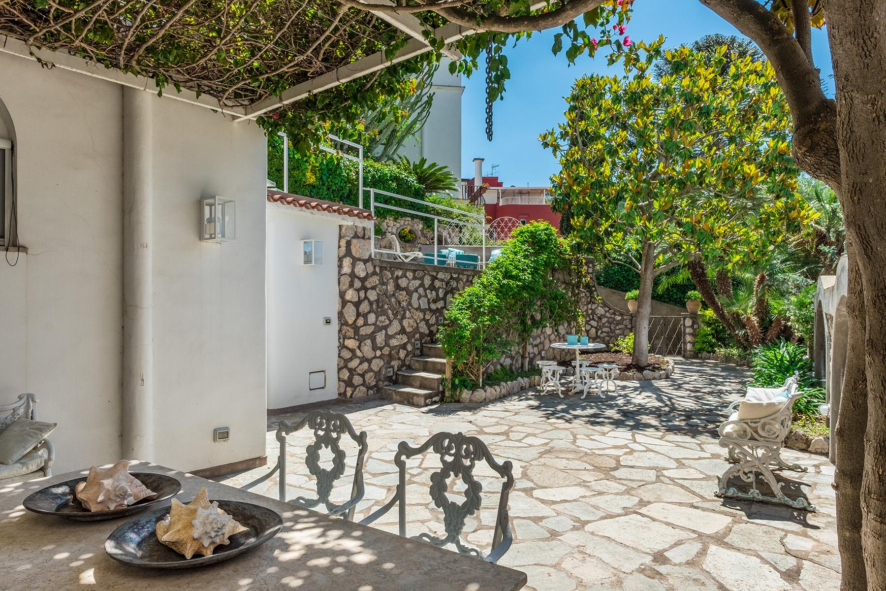 Beautiful apartamanent with garden in the centre of Capri - 11