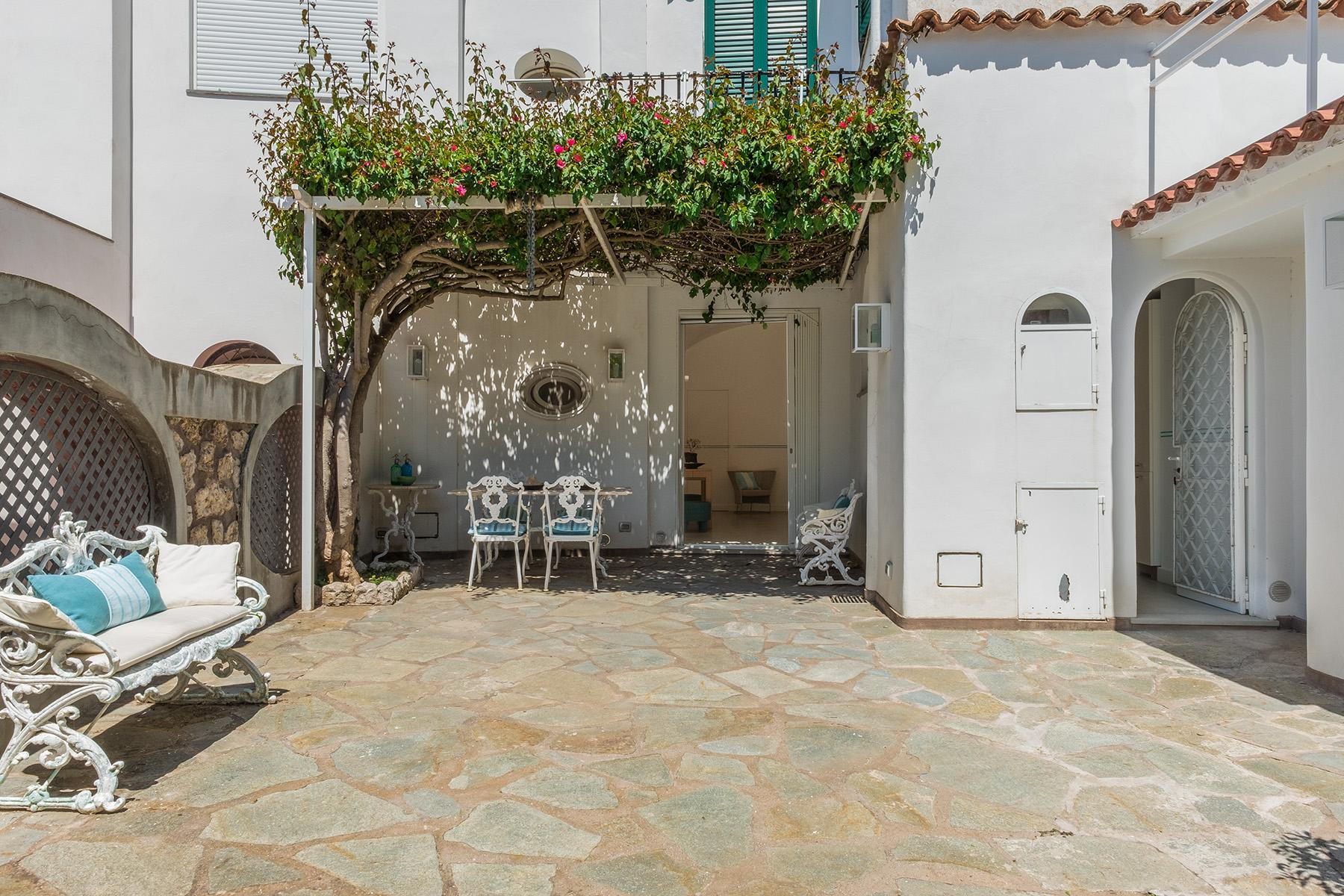 Beautiful apartamanent with garden in the centre of Capri - 4