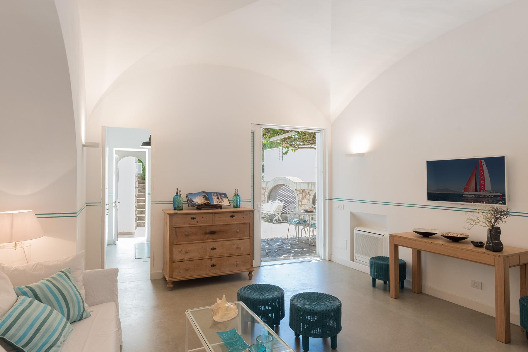 Beautiful apartamanent with garden in the centre of Capri - 10