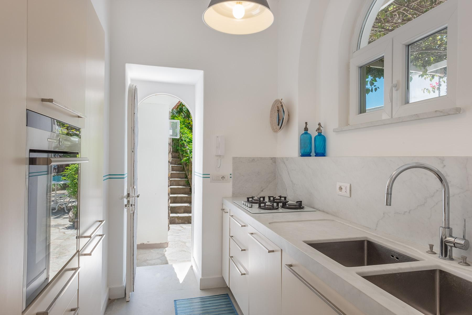 Beautiful apartamanent with garden in the centre of Capri - 7