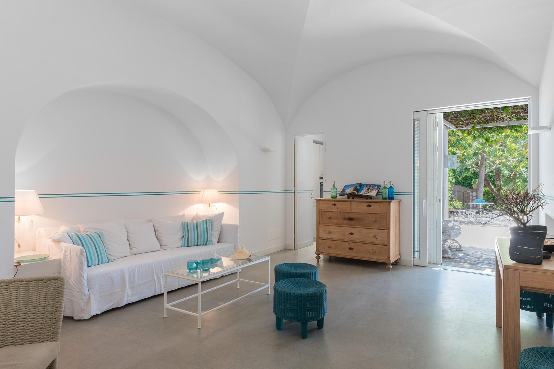 Beautiful apartamanent with garden in the centre of Capri - 8