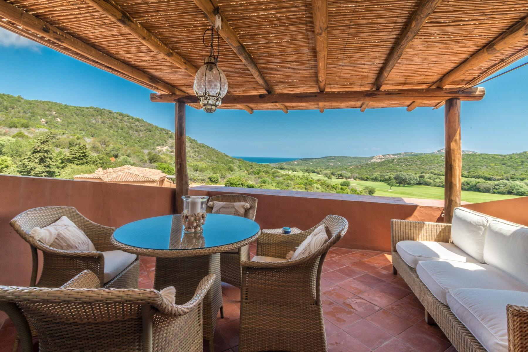 Porto Cervo Pevero Golf Beautiful apartment in the setting of the Pevero Golf - 1