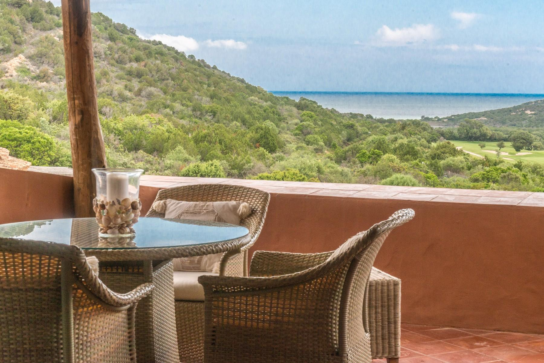 Porto Cervo Pevero Golf Beautiful apartment in the setting of the Pevero Golf - 2