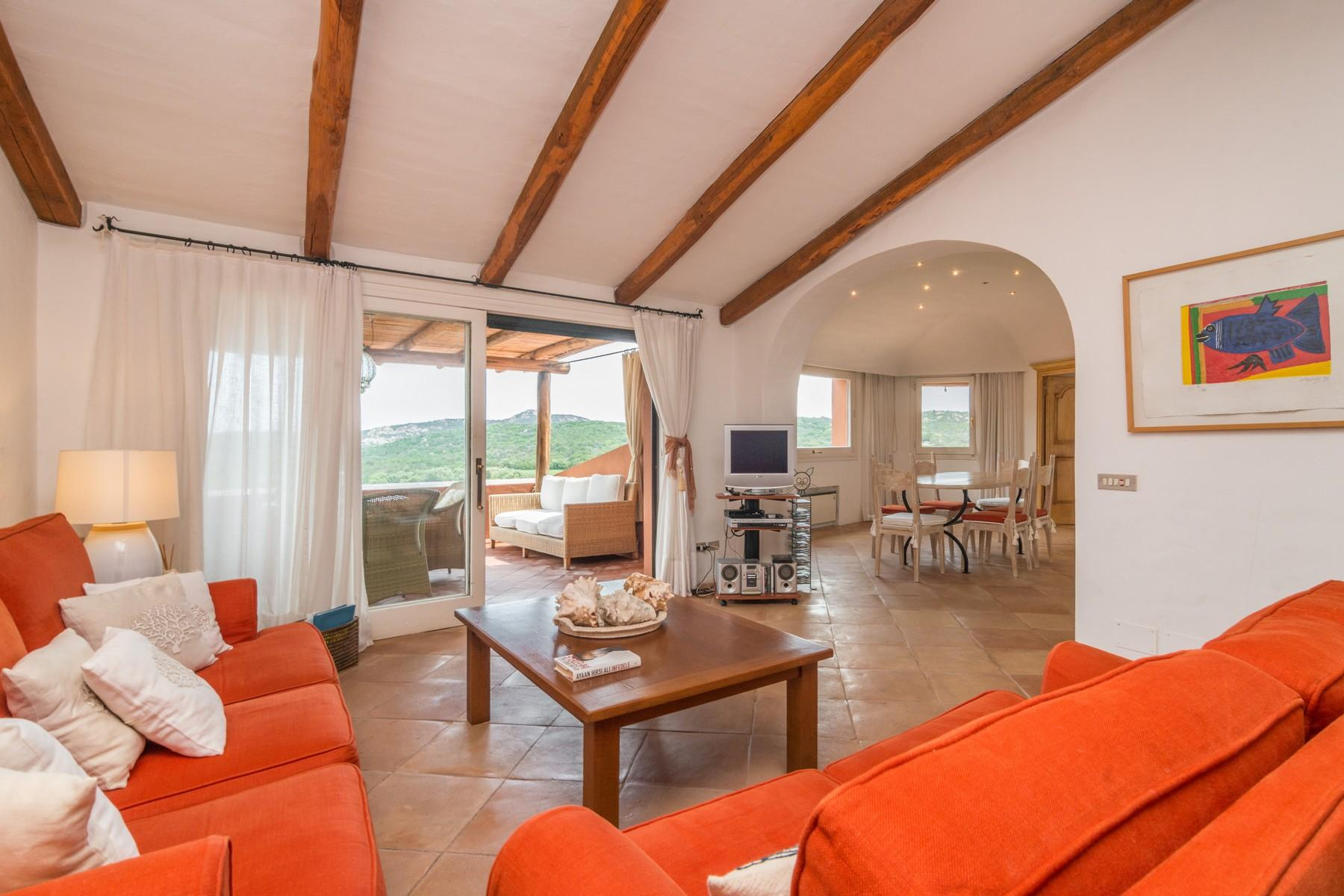 Porto Cervo Pevero Golf Beautiful apartment in the setting of the Pevero Golf - 4