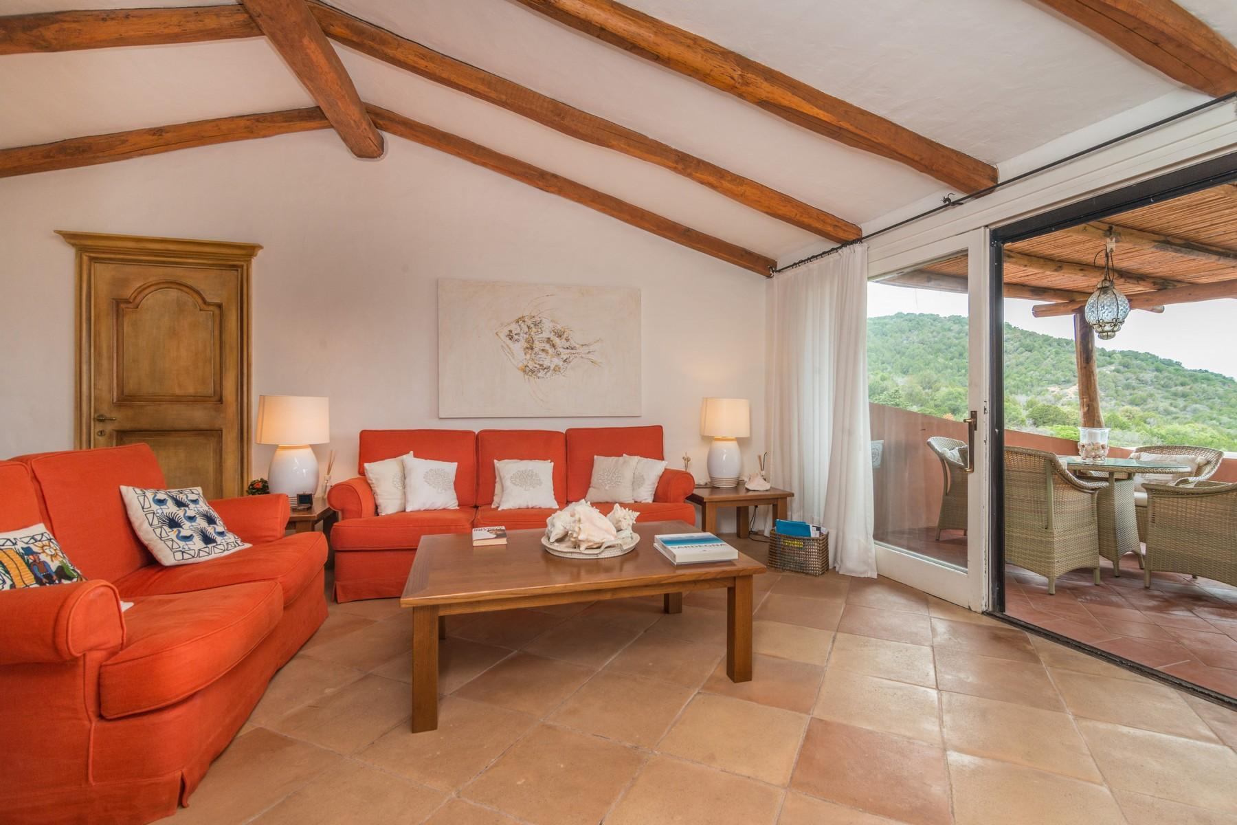 Porto Cervo Pevero Golf Beautiful apartment in the setting of the Pevero Golf - 5