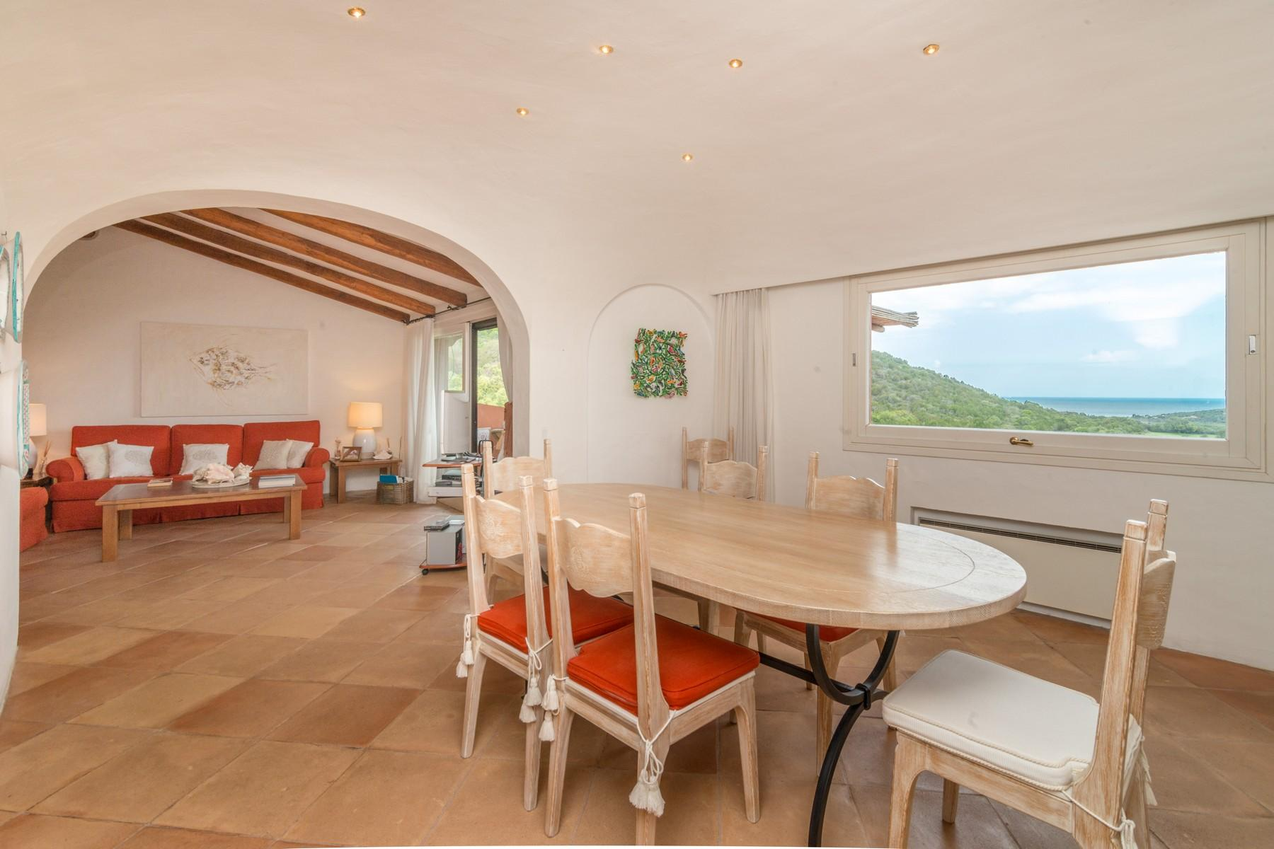 Porto Cervo Pevero Golf Beautiful apartment in the setting of the Pevero Golf - 6