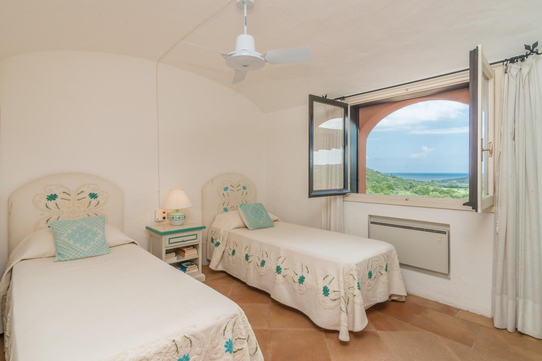 Porto Cervo Pevero Golf Beautiful apartment in the setting of the Pevero Golf - 11