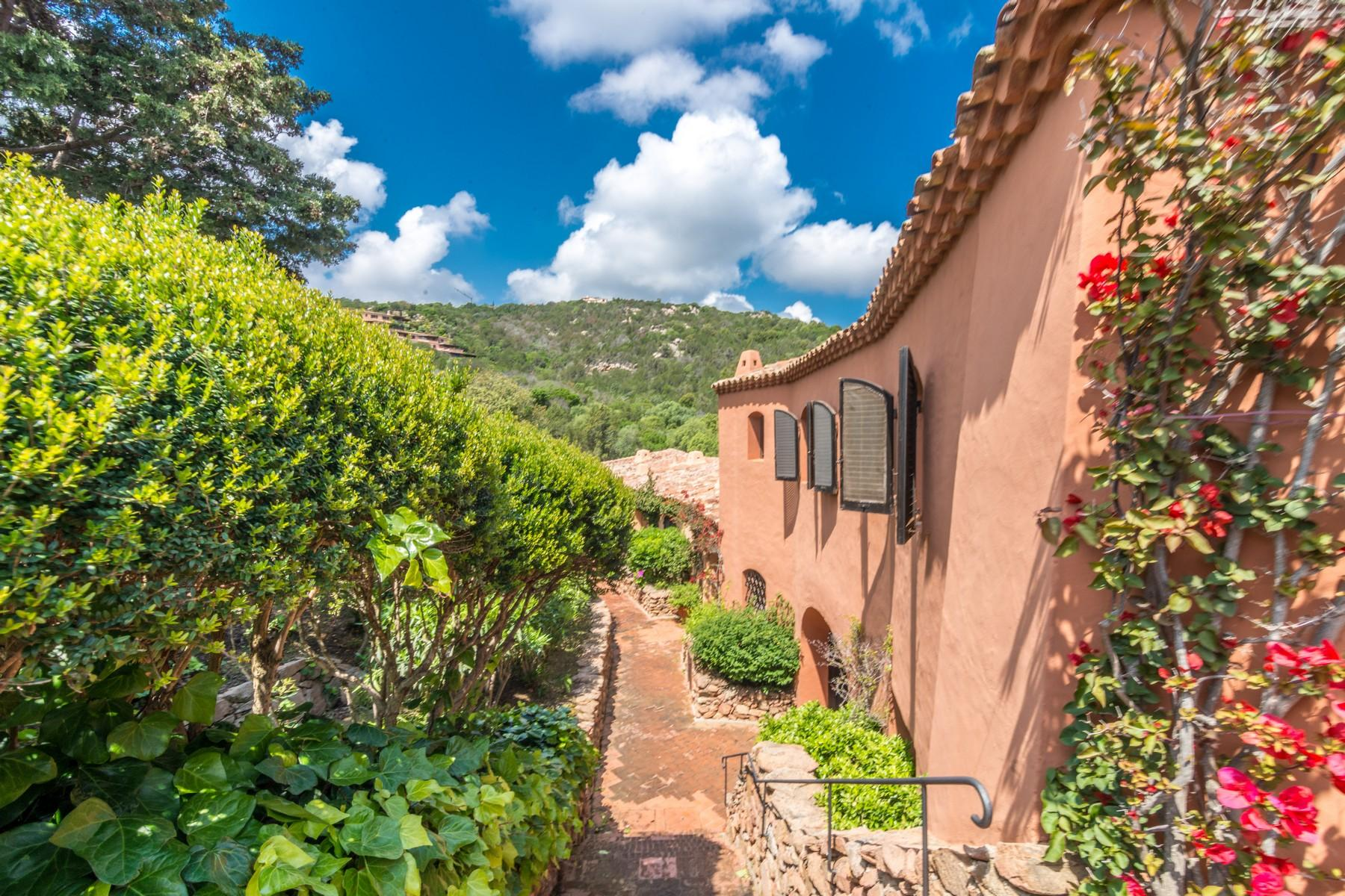 Porto Cervo Pevero Golf Beautiful apartment in the setting of the Pevero Golf - 15