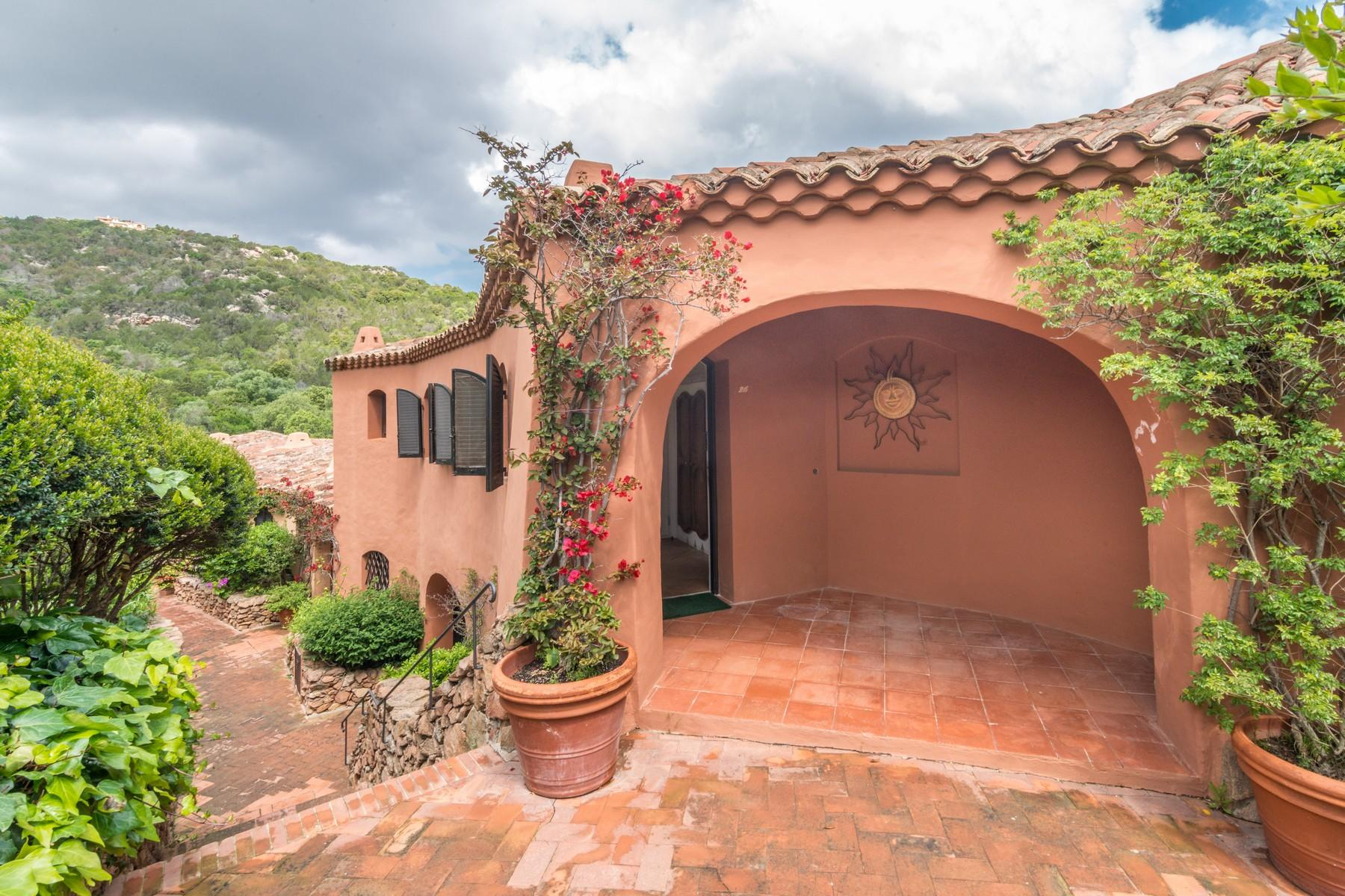 Porto Cervo Pevero Golf Beautiful apartment in the setting of the Pevero Golf - 16