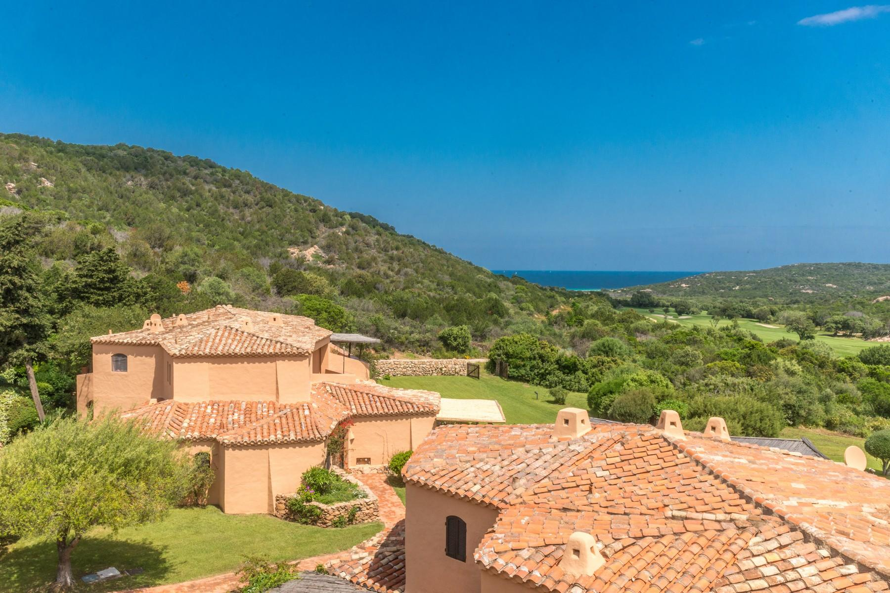 Porto Cervo Pevero Golf Beautiful apartment in the setting of the Pevero Golf - 17