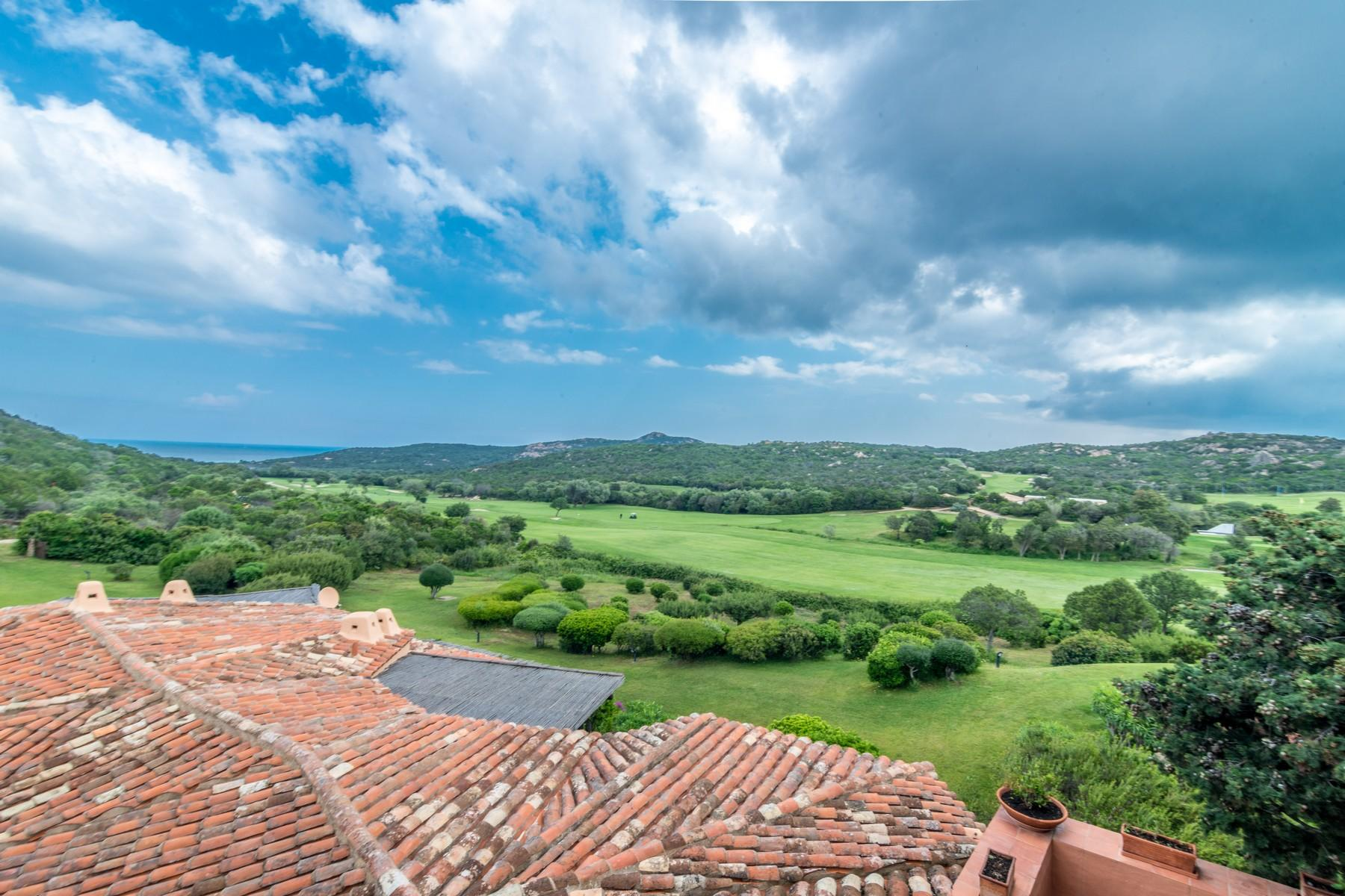 Porto Cervo Pevero Golf Beautiful apartment in the setting of the Pevero Golf - 18