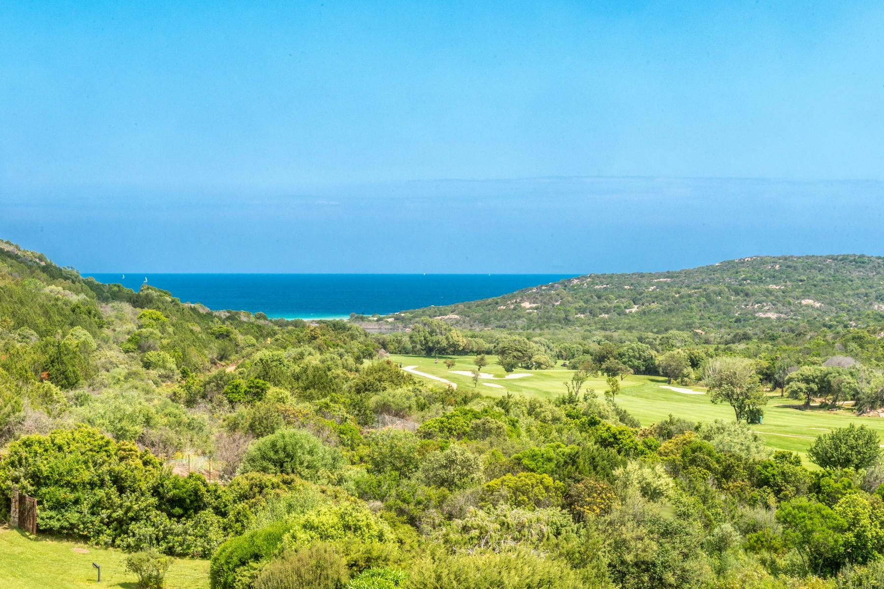 Porto Cervo Pevero Golf Beautiful apartment in the setting of the Pevero Golf - 20