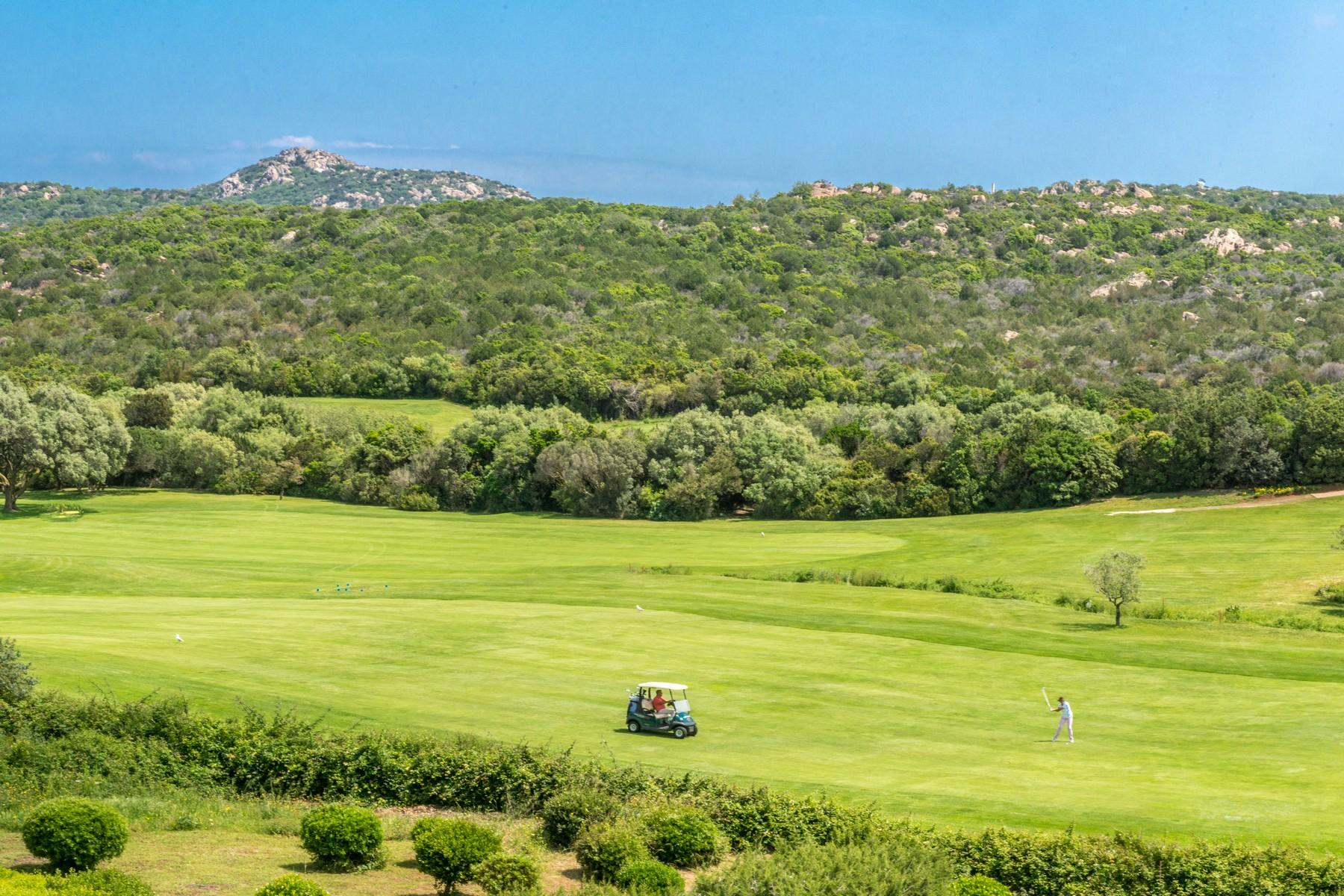 Porto Cervo Pevero Golf Beautiful apartment in the setting of the Pevero Golf - 19
