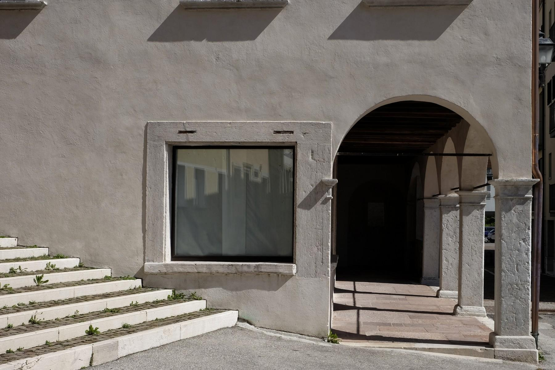 Maisonette in a charming historic building in the heart of the ancient Belluno. - 15