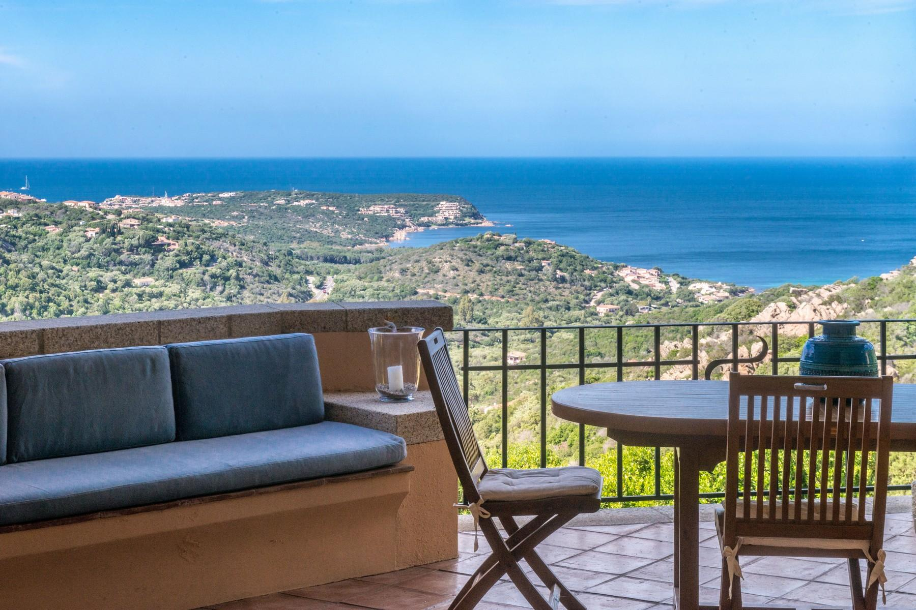 Porto Cervo Abbiadori Beautiful semi-detached villa with sea view - 7