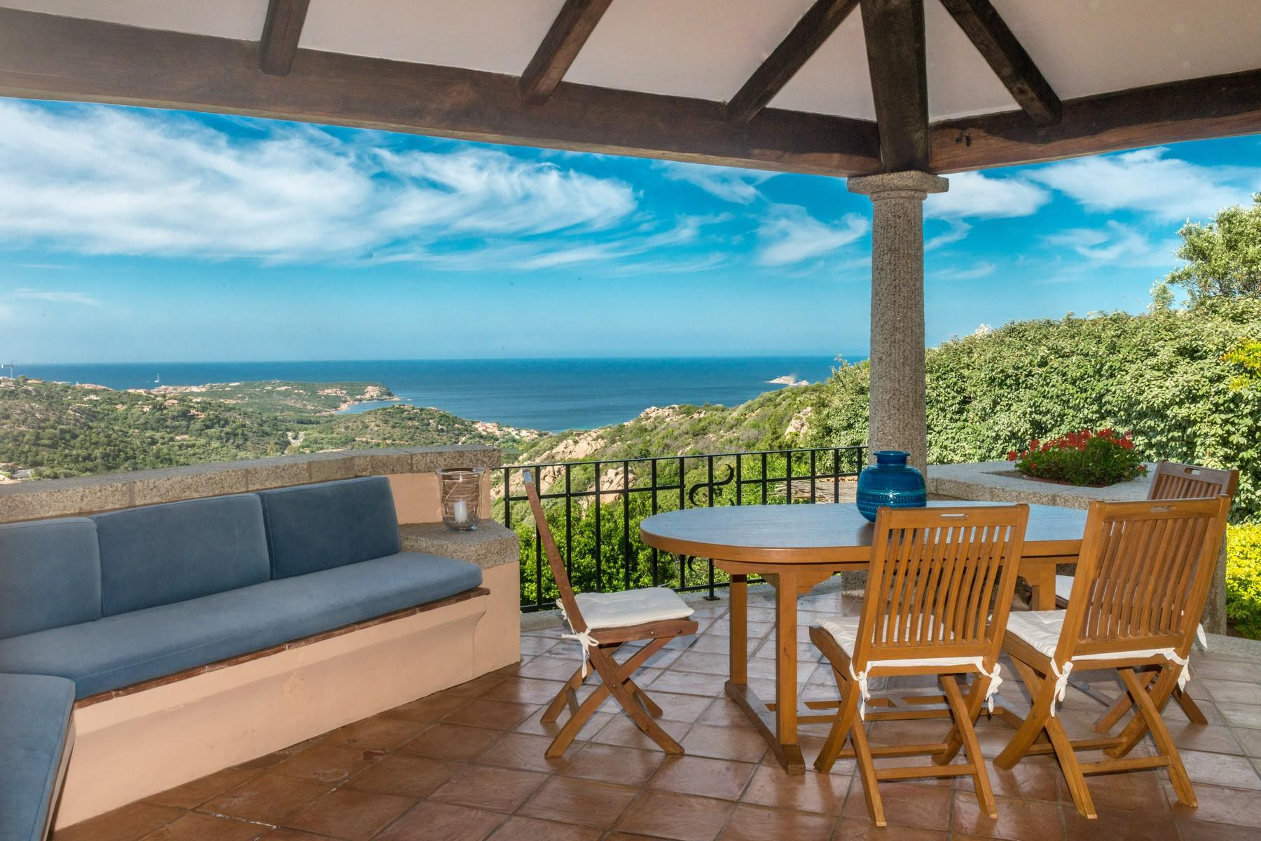 Porto Cervo Abbiadori Beautiful semi-detached villa with sea view - 6