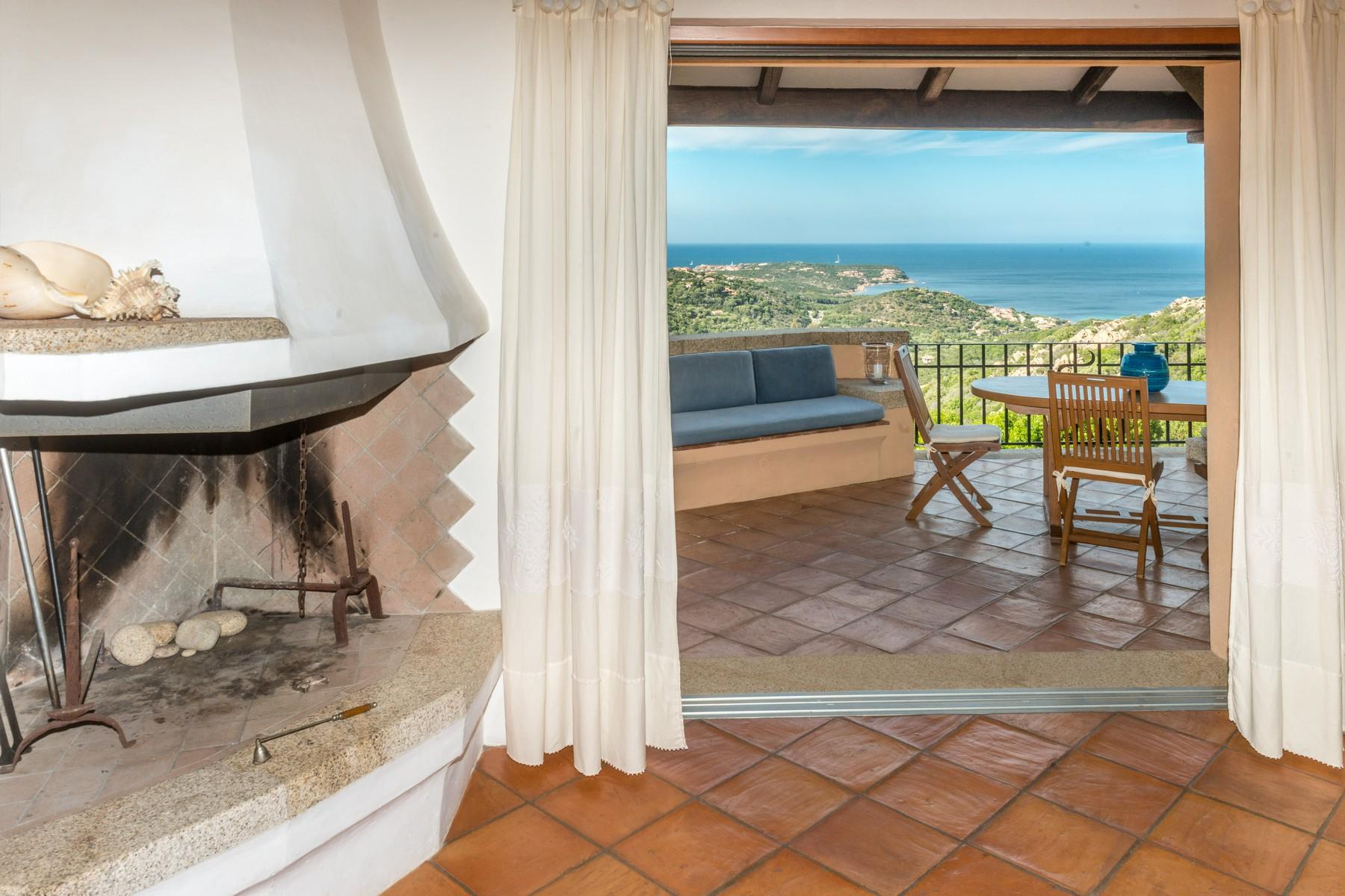 Porto Cervo Abbiadori Beautiful semi-detached villa with sea view - 4