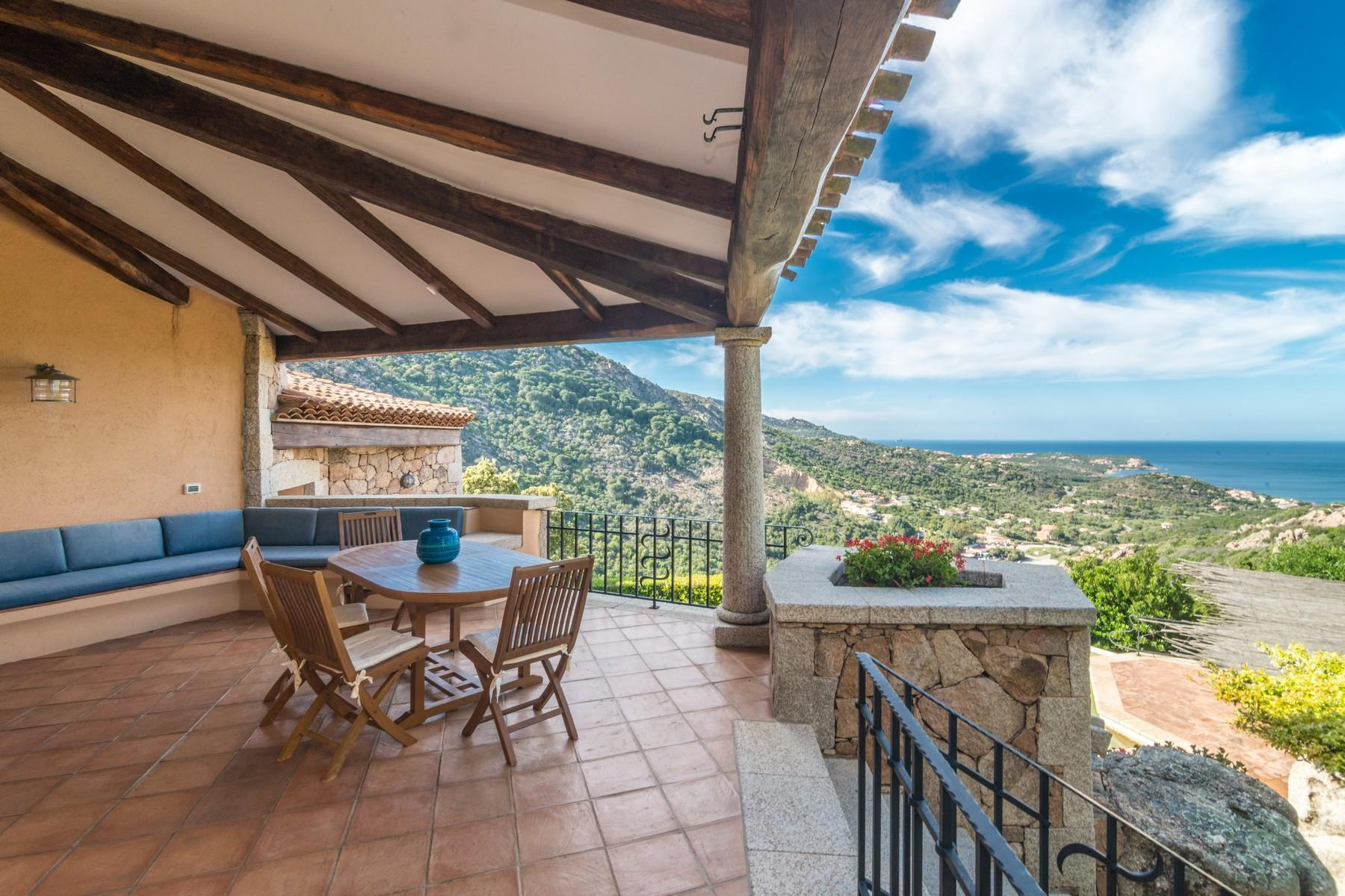 Porto Cervo Abbiadori Beautiful semi-detached villa with sea view - 5
