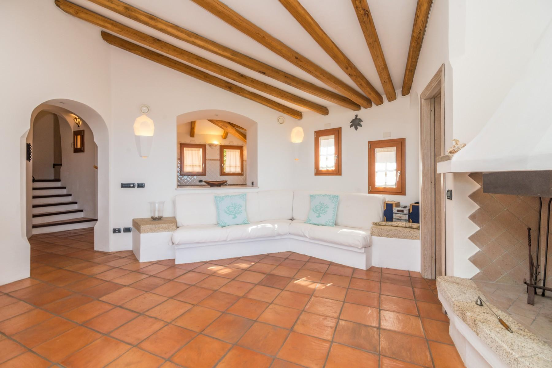 Porto Cervo Abbiadori Splendide villa jumelée avec vue sur le golfe de Pevero - 12
