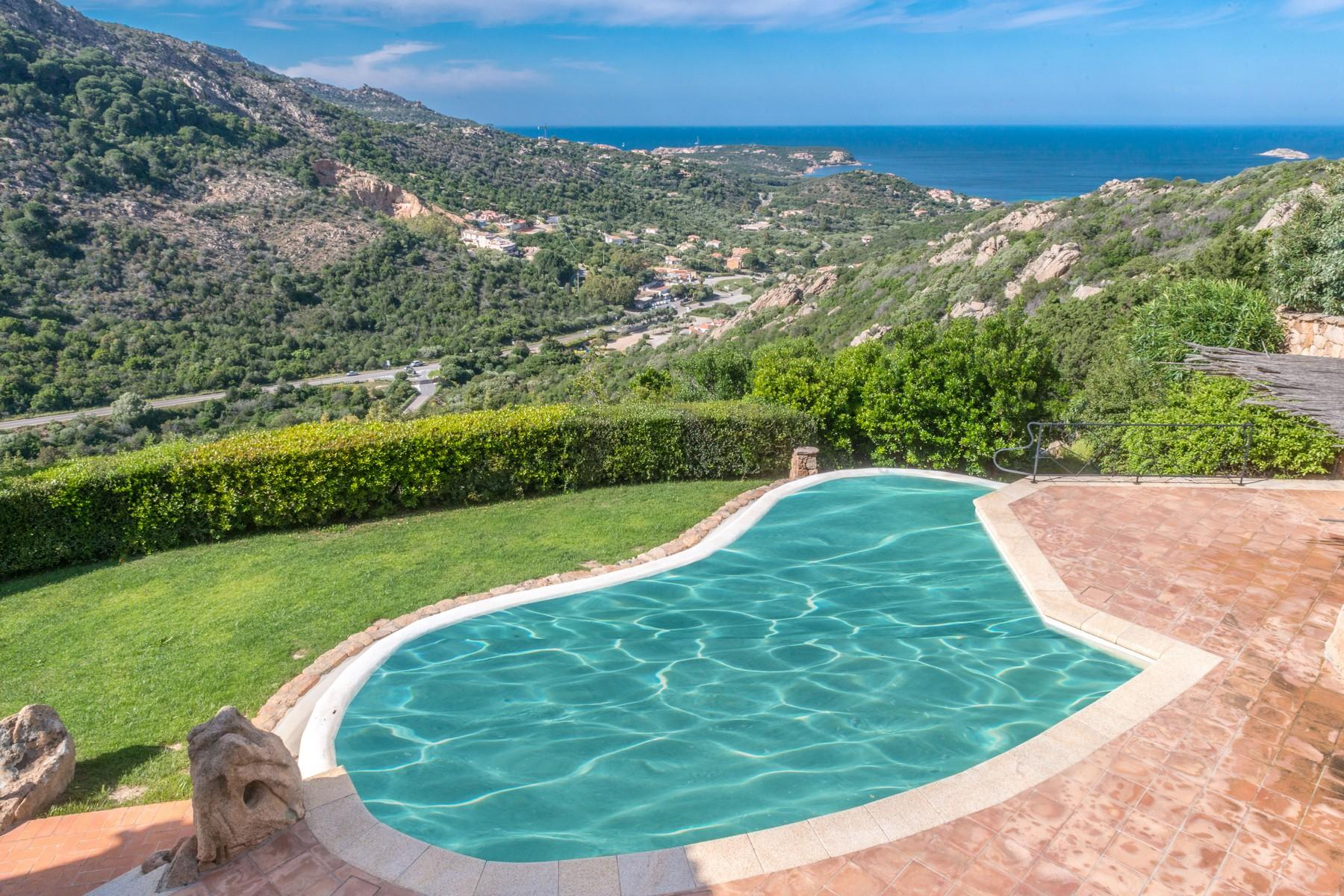 Porto Cervo Abbiadori Beautiful semi-detached villa with sea view - 2
