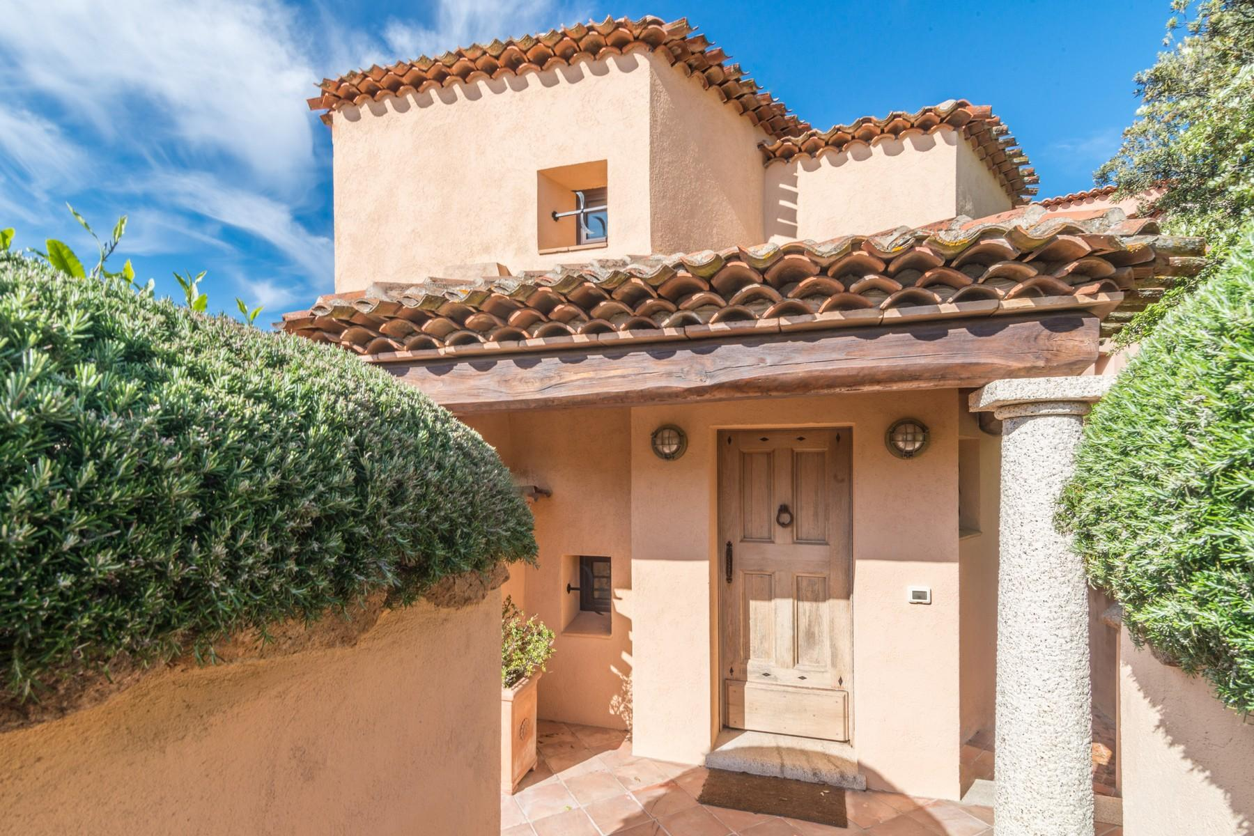 Porto Cervo Abbiadori Beautiful semi-detached villa with sea view - 32