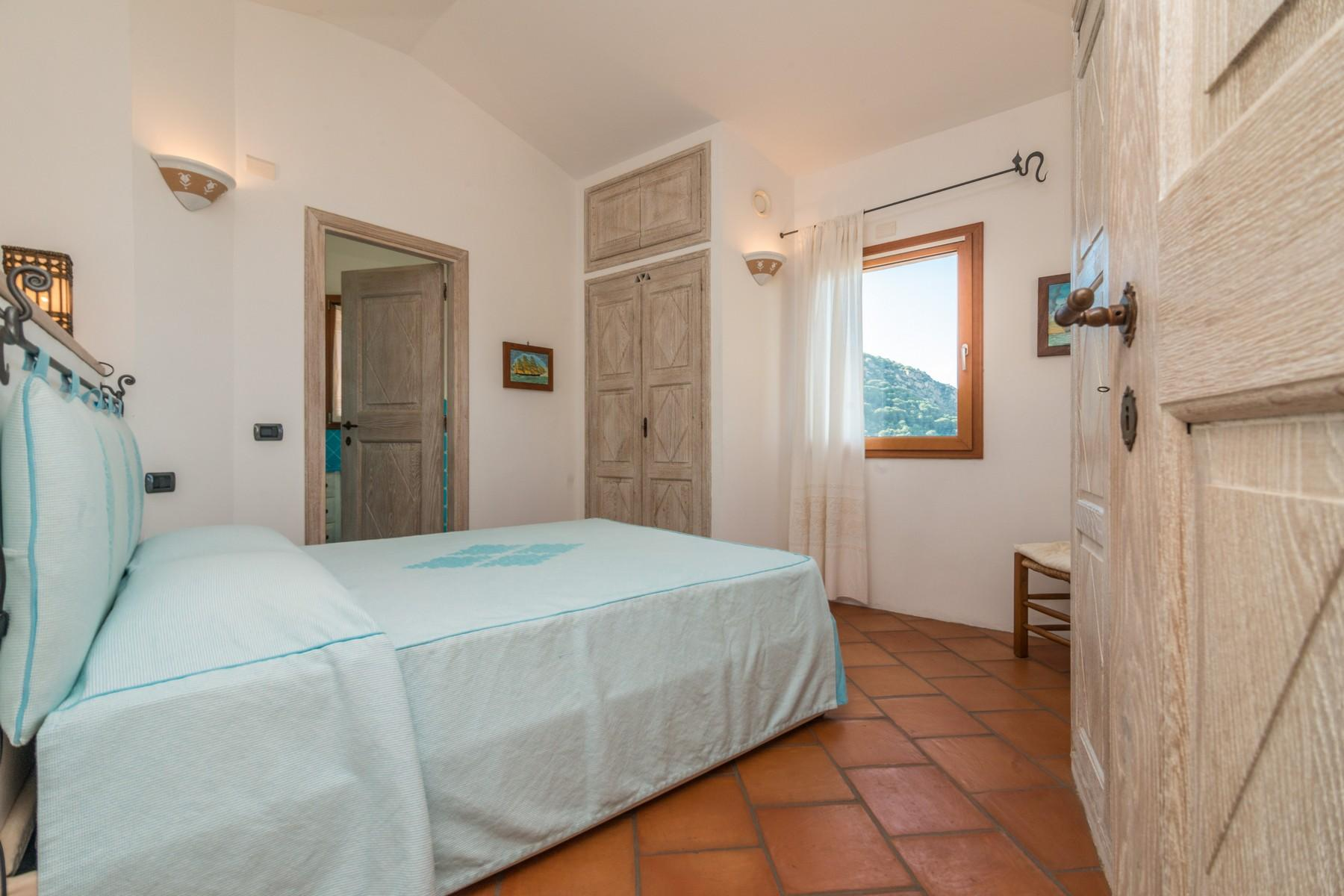 Porto Cervo Abbiadori Splendide villa jumelée avec vue sur le golfe de Pevero - 24