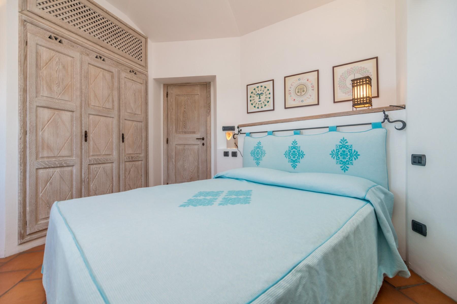 Porto Cervo Abbiadori Splendide villa jumelée avec vue sur le golfe de Pevero - 23