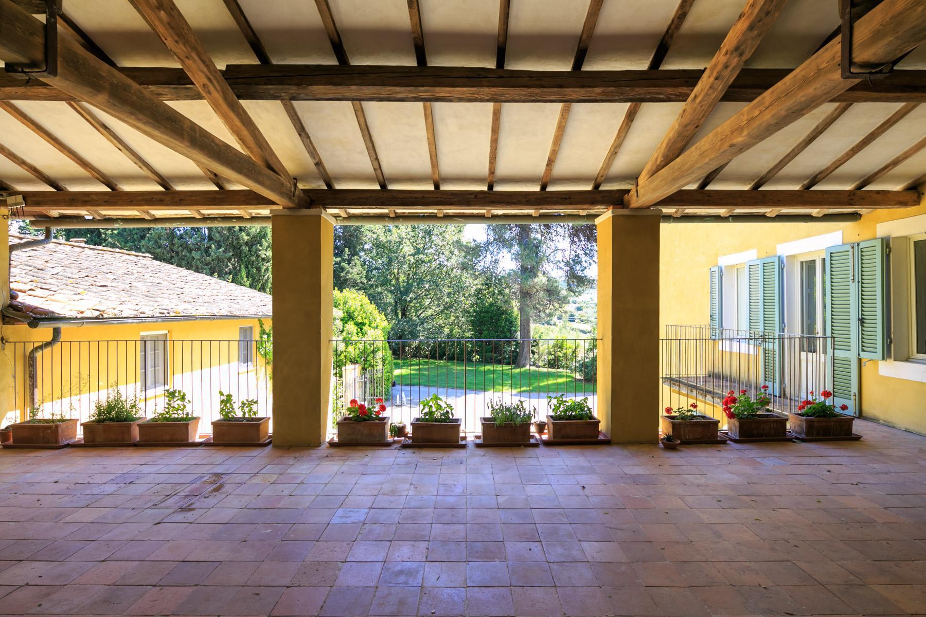 Elegante villa sulle colline Toscane - 4