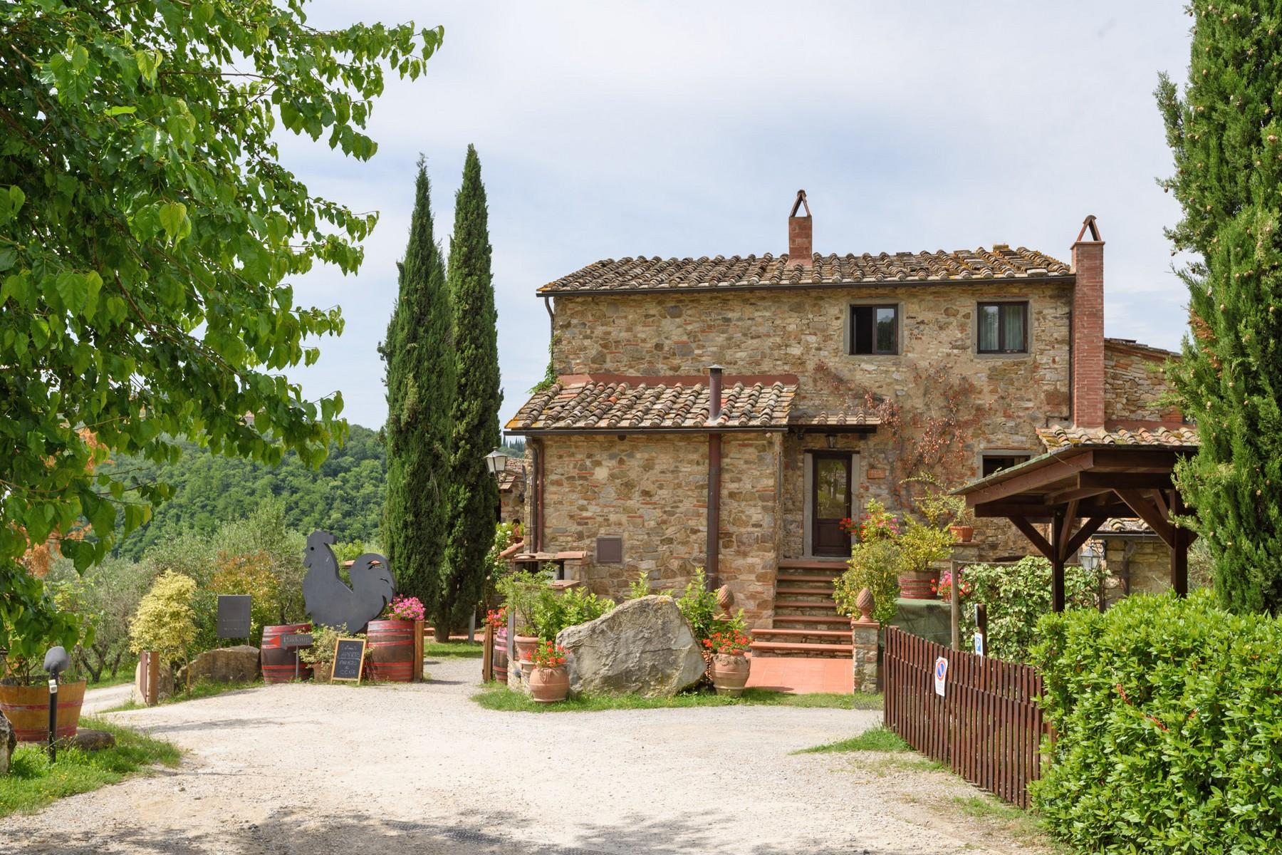 Ancient village in the heart of Chianti - 2