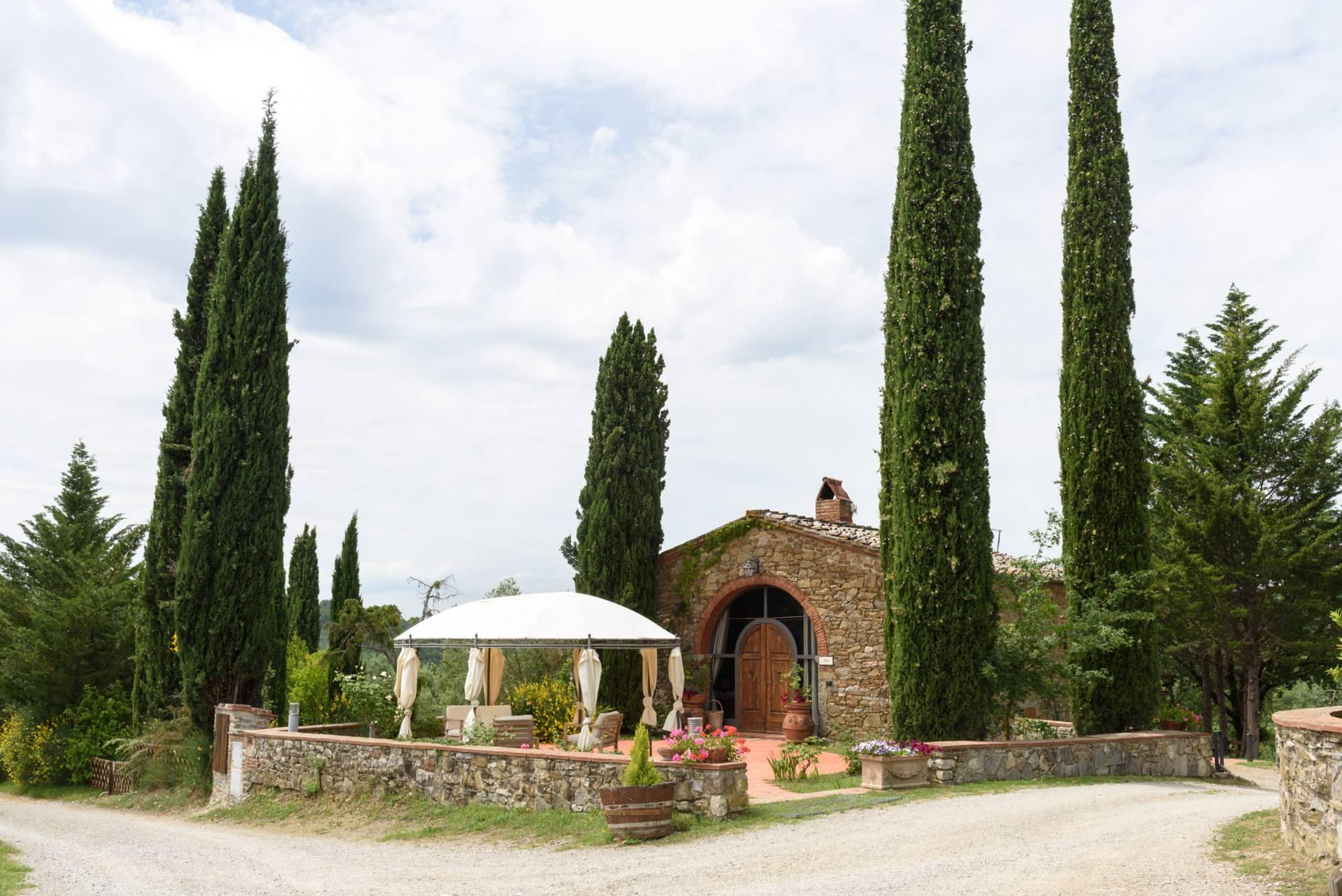 Ancient village in the heart of Chianti - 10