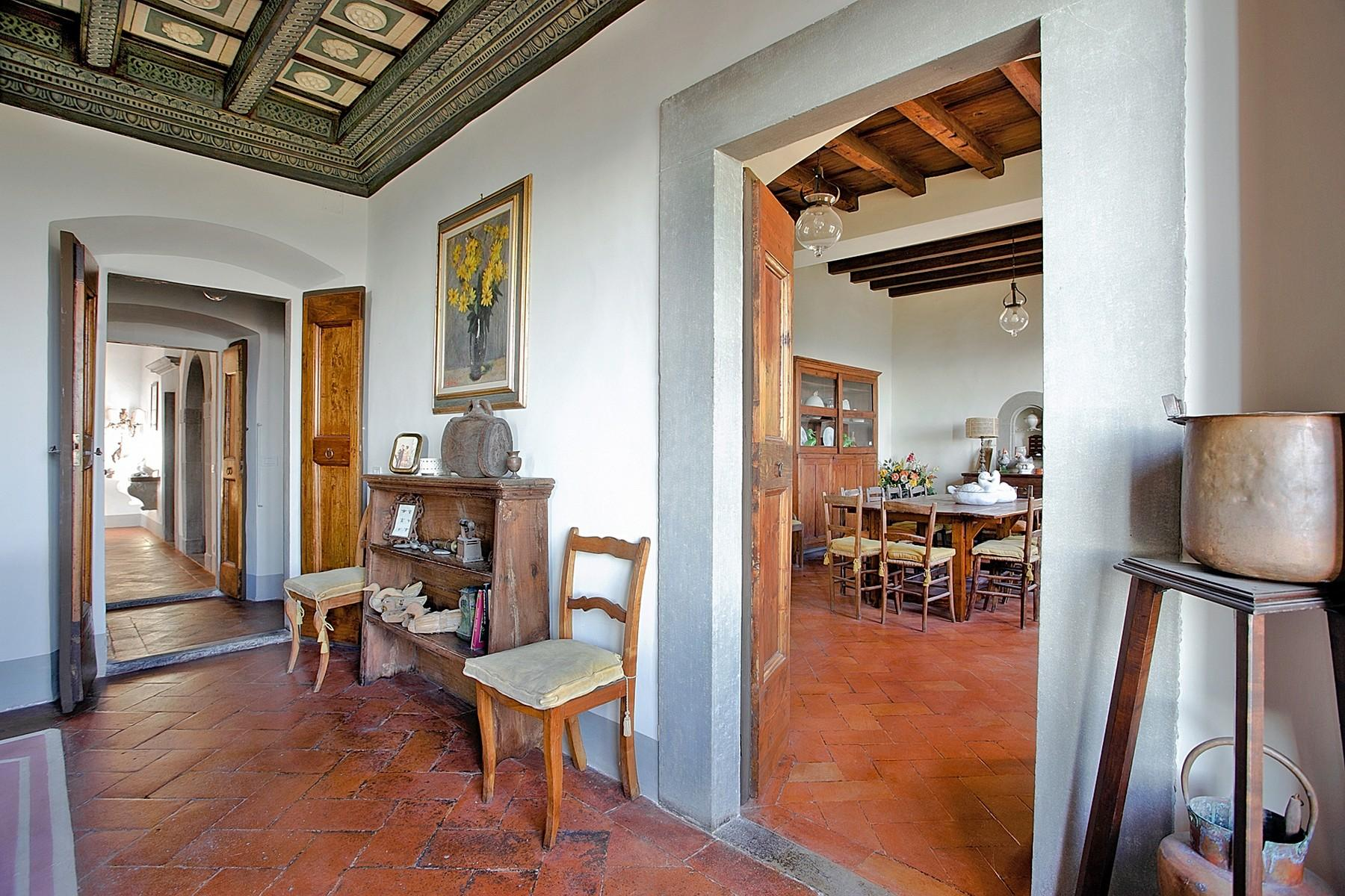 Merveilleuse villa avec piscine sur les collines de Florence - 8