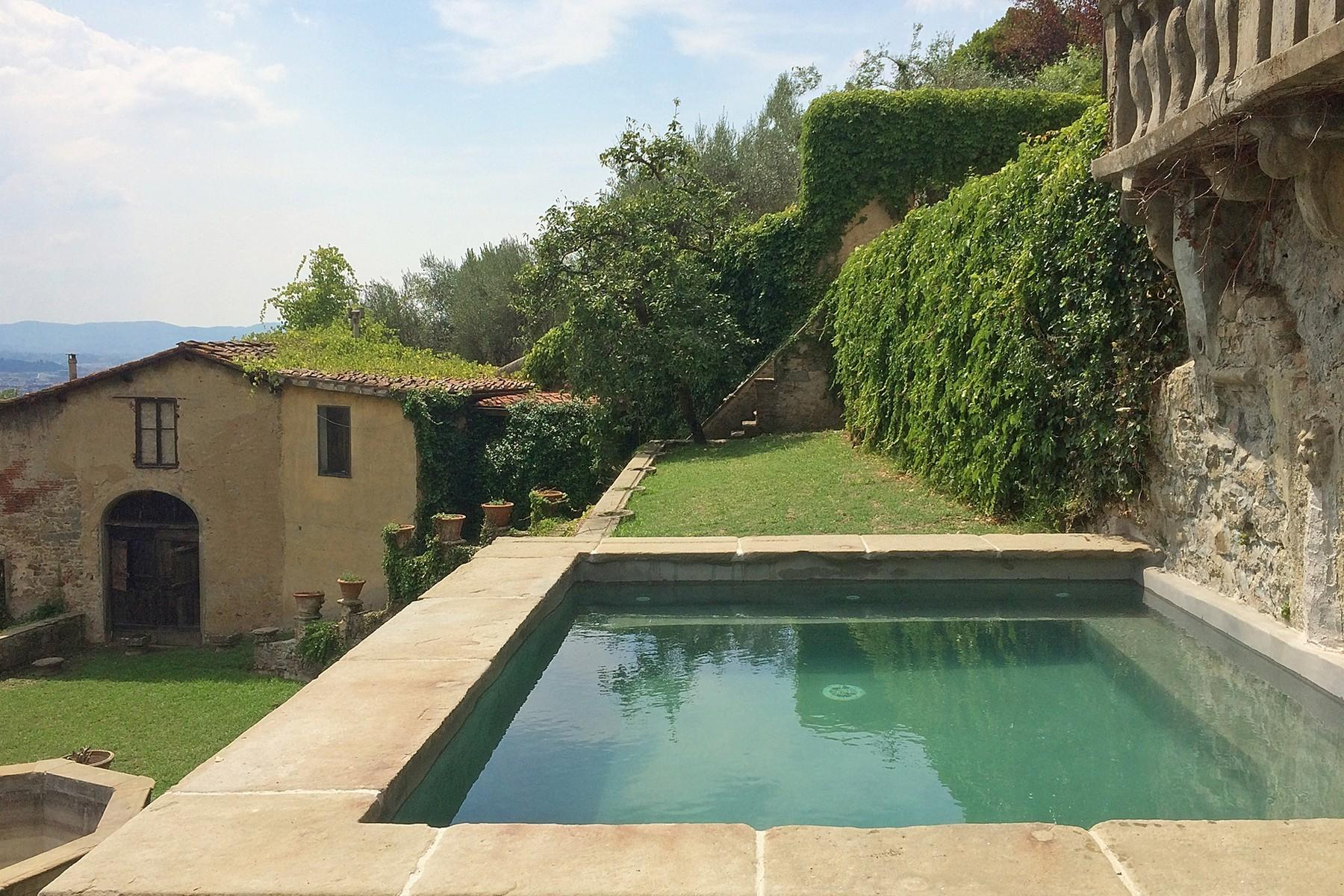 Marvellous villa with pool on the hills of Florence - 19