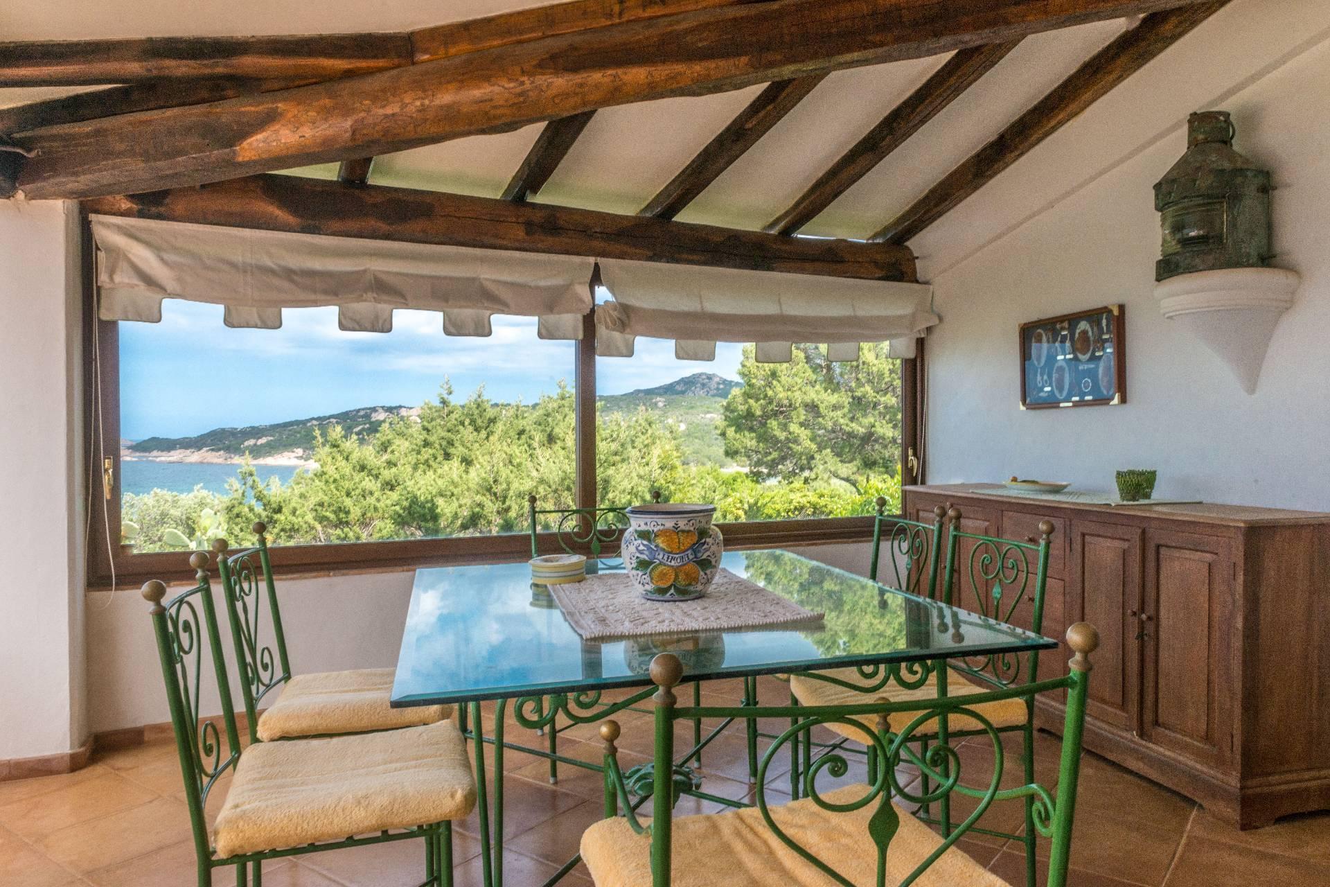 Porto Cervo, Pevero Villa avec vue panoramique incomparable sur la baie de Pevero - 4