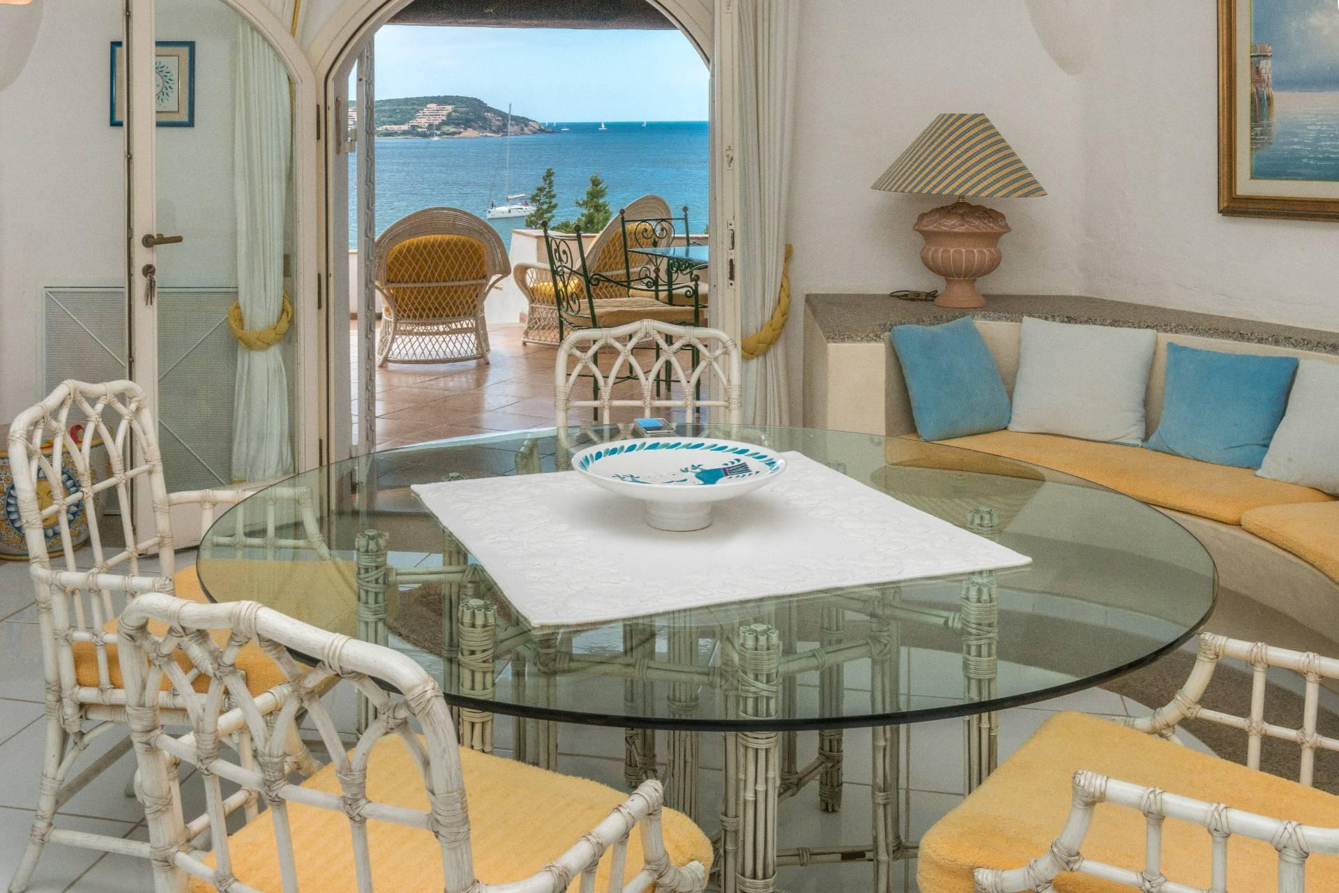 Porto Cervo, Pevero Villa with panoramic view on the Pevero Bay - 8