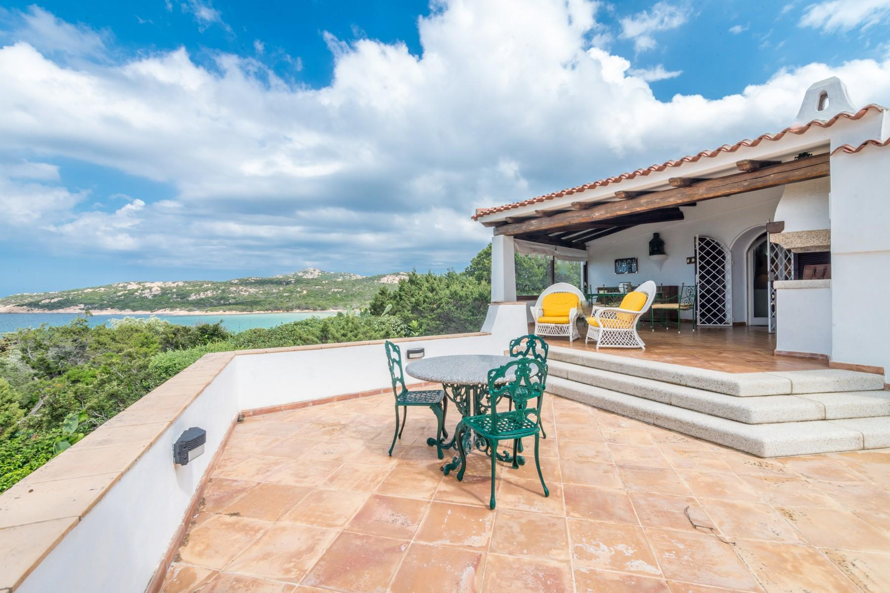 Porto Cervo, Pevero Villa avec vue panoramique incomparable sur la baie de Pevero - 3