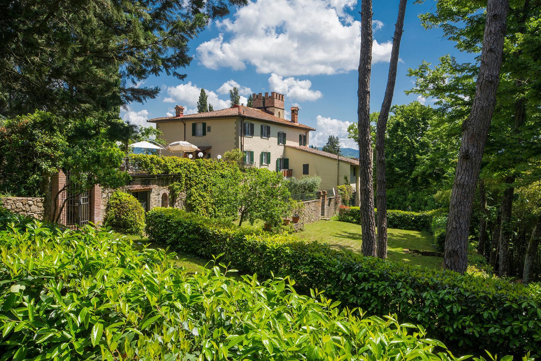Affascinante Villa Signorile nella Val di Sieve - 3